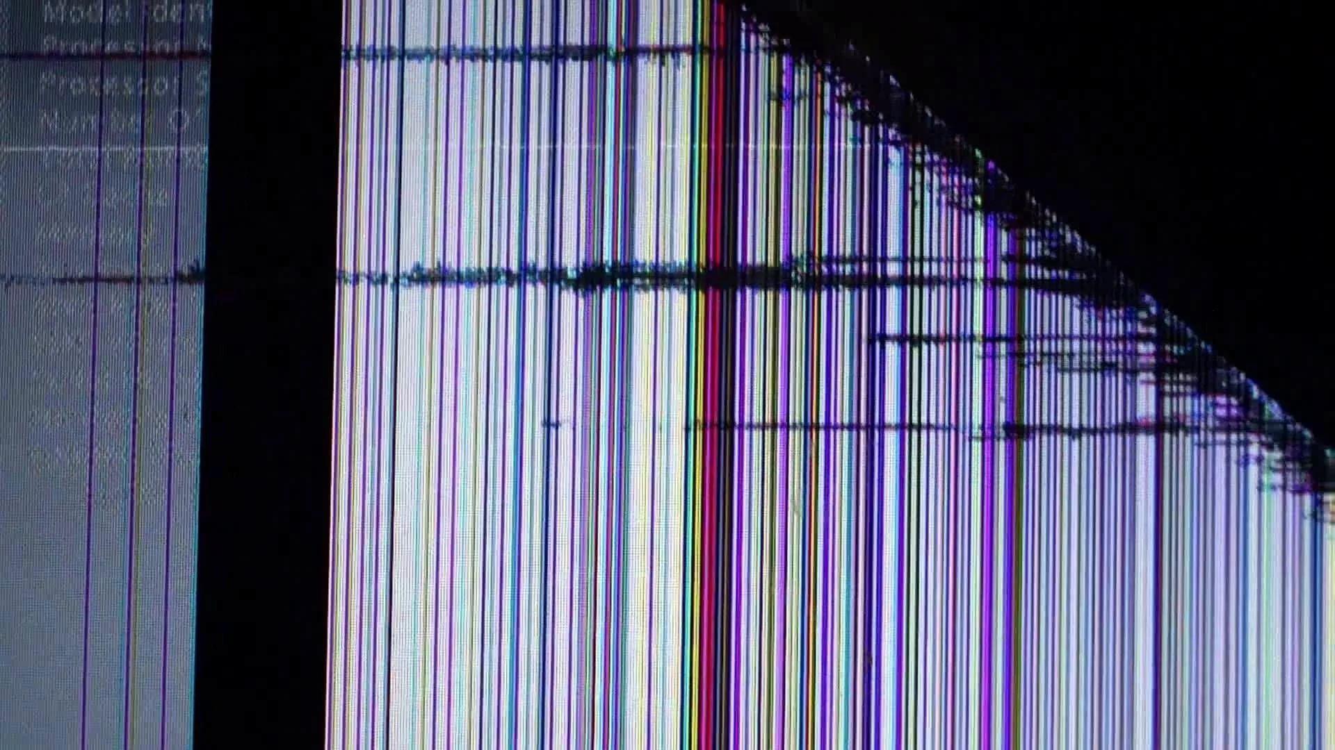 Broken Screen Picture