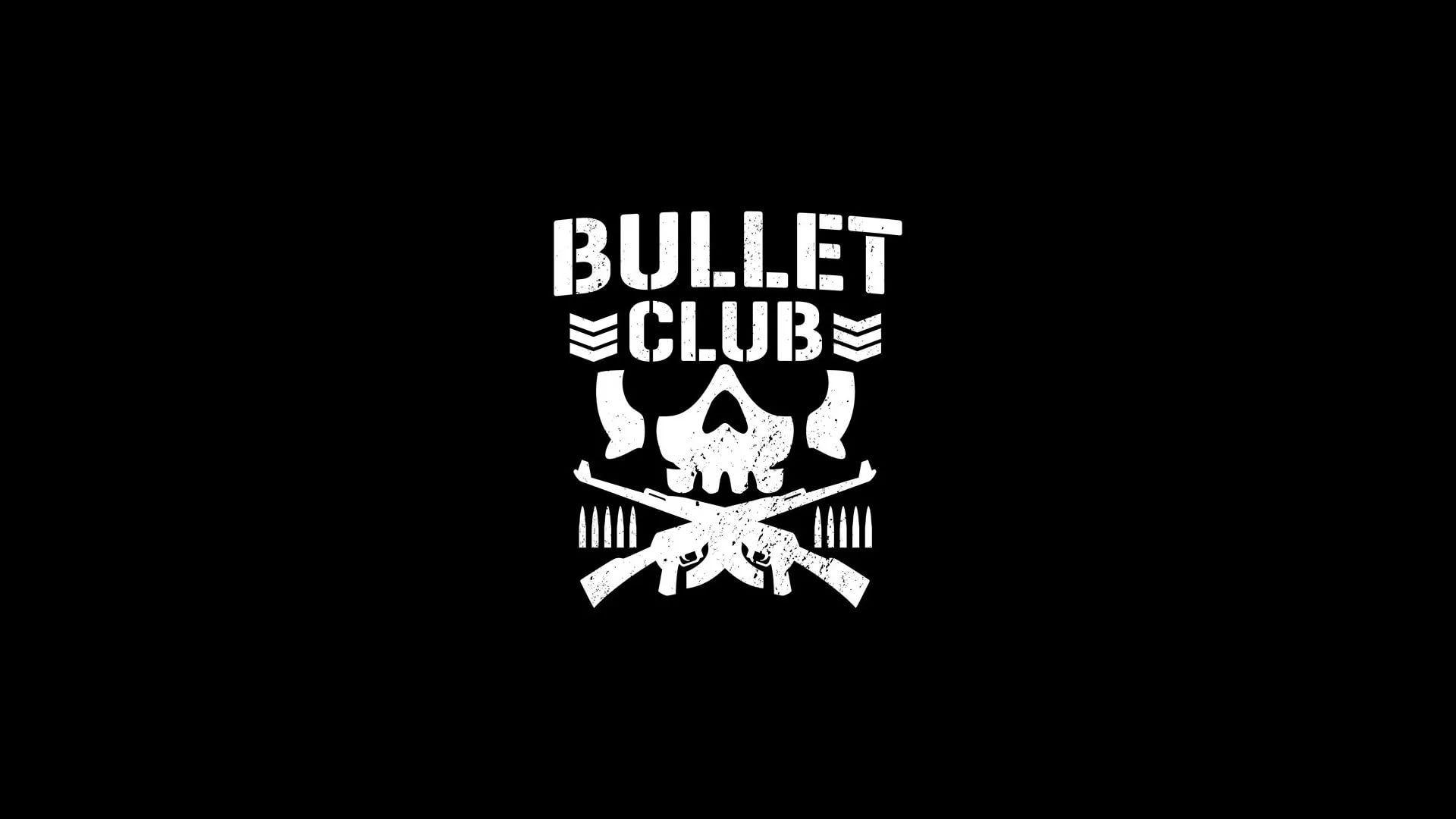 Bullet Club wallpaper theme