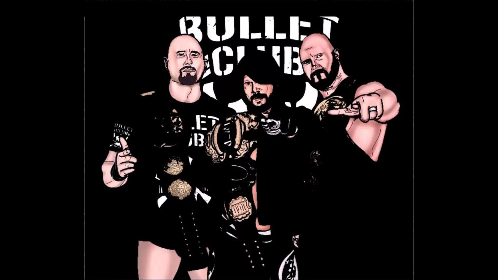 Bullet Club hd wallpaper 1080p for pc