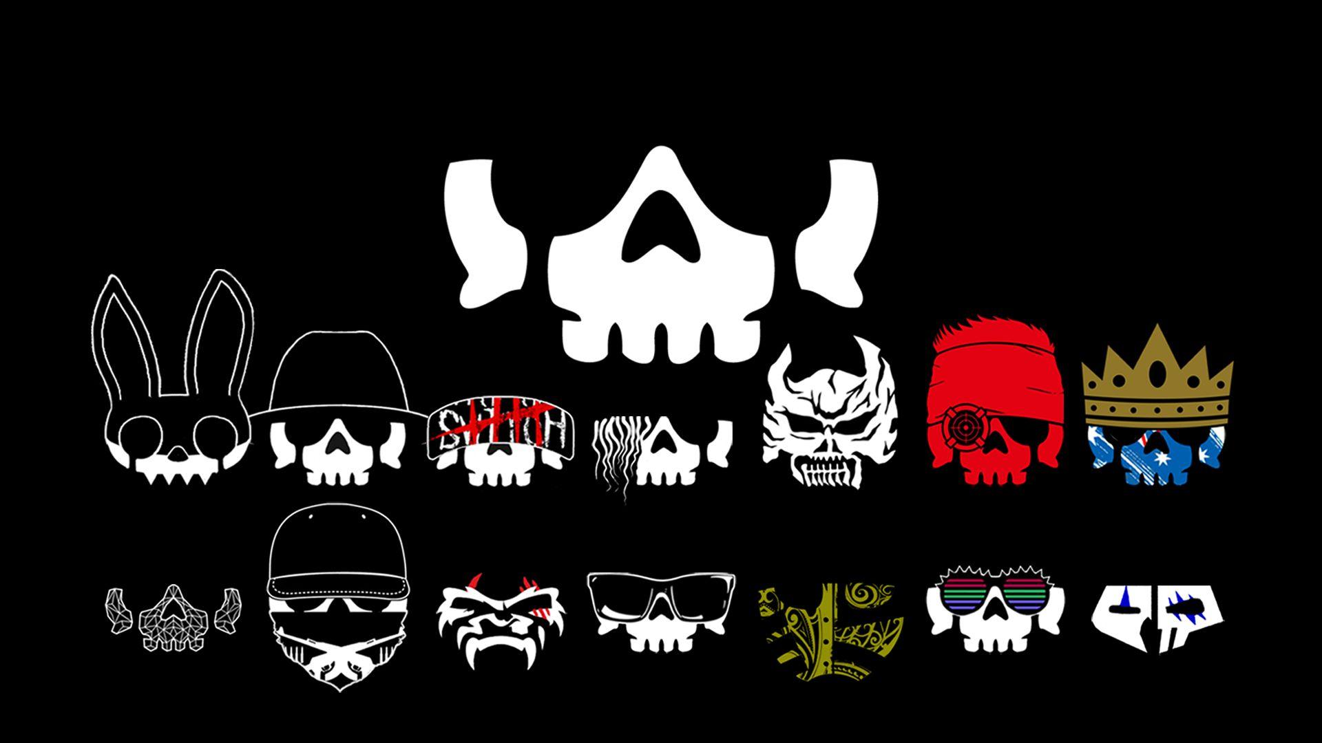 Bullet Club full hd 1080p wallpaper