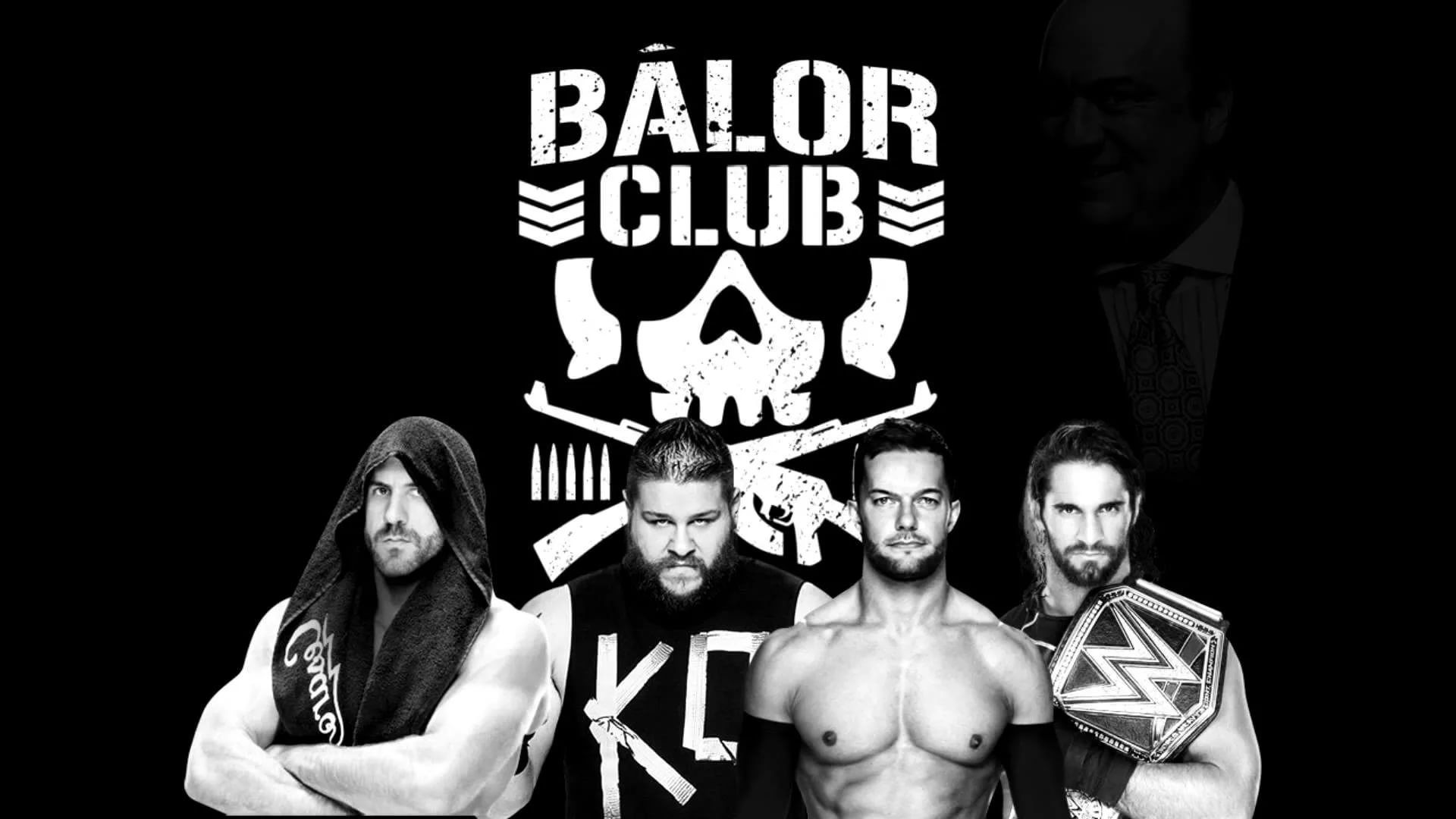 Bullet Club free download wallpaper