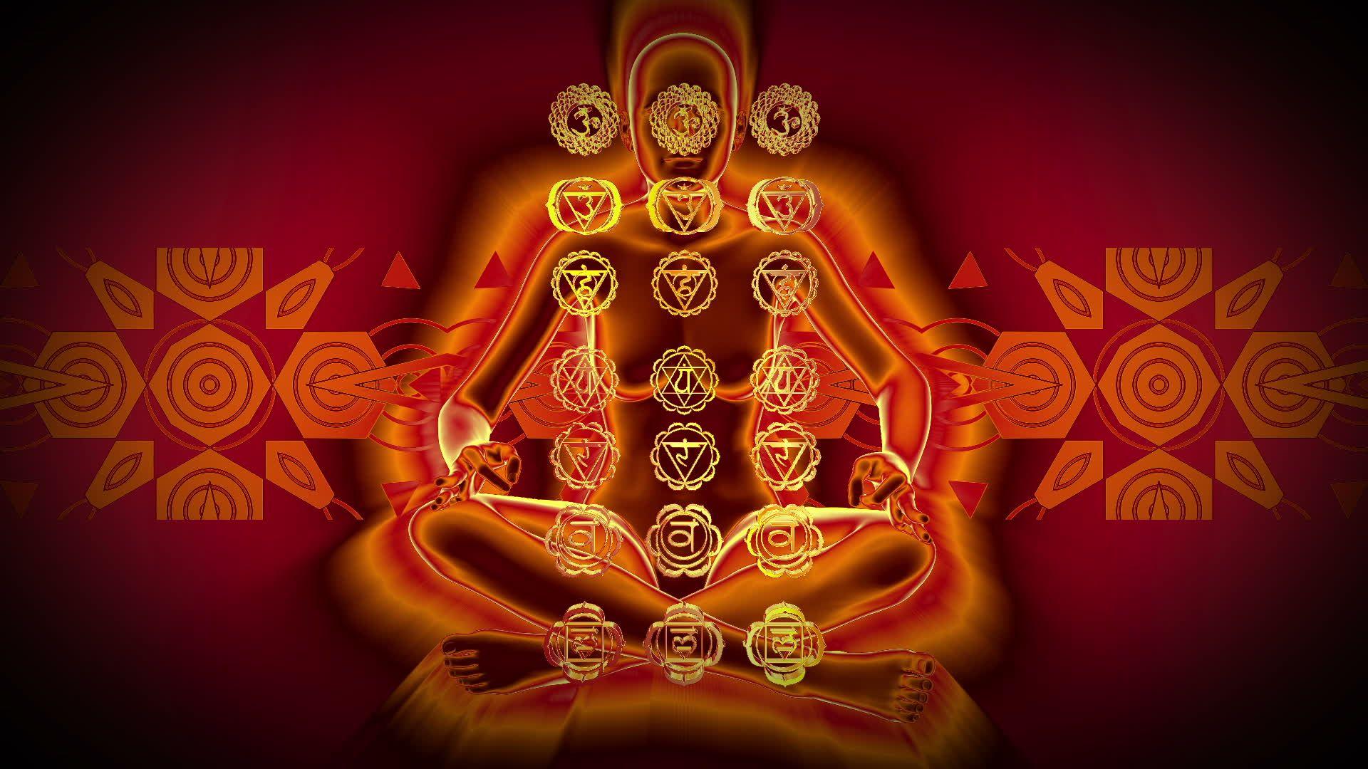 Chakra Desktop Wallpaper