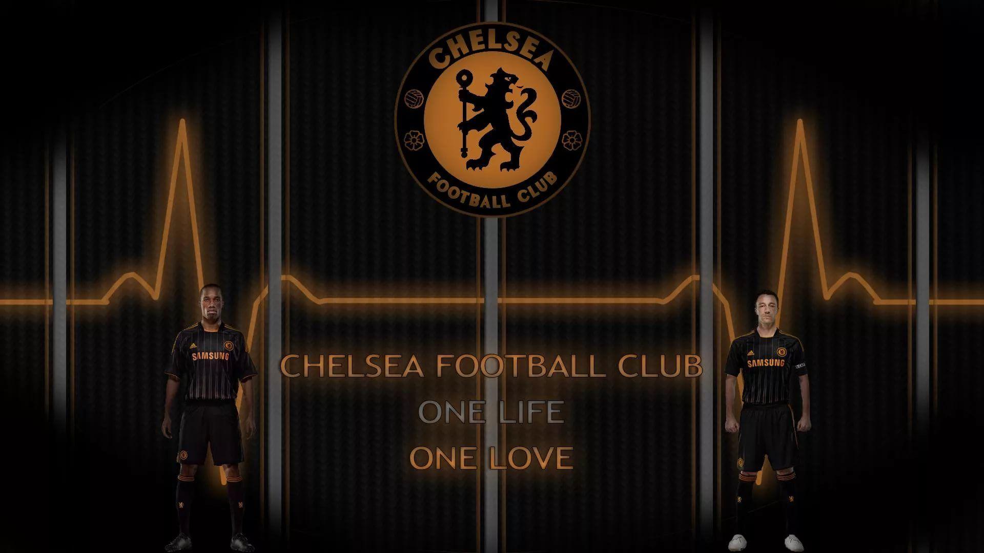 Chelsea new wallpaper