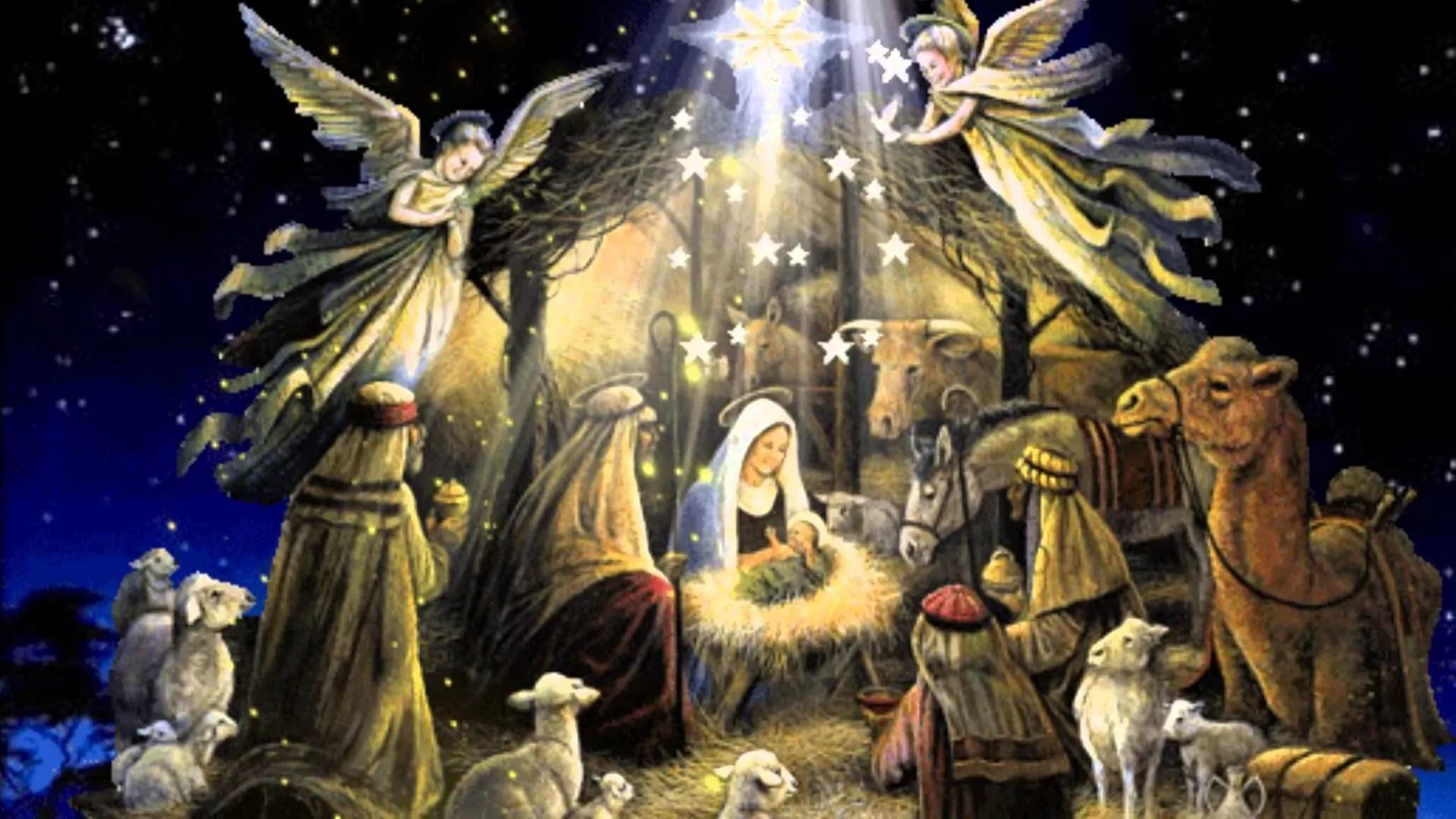Christian Christmas download free wallpapers for pc in hd