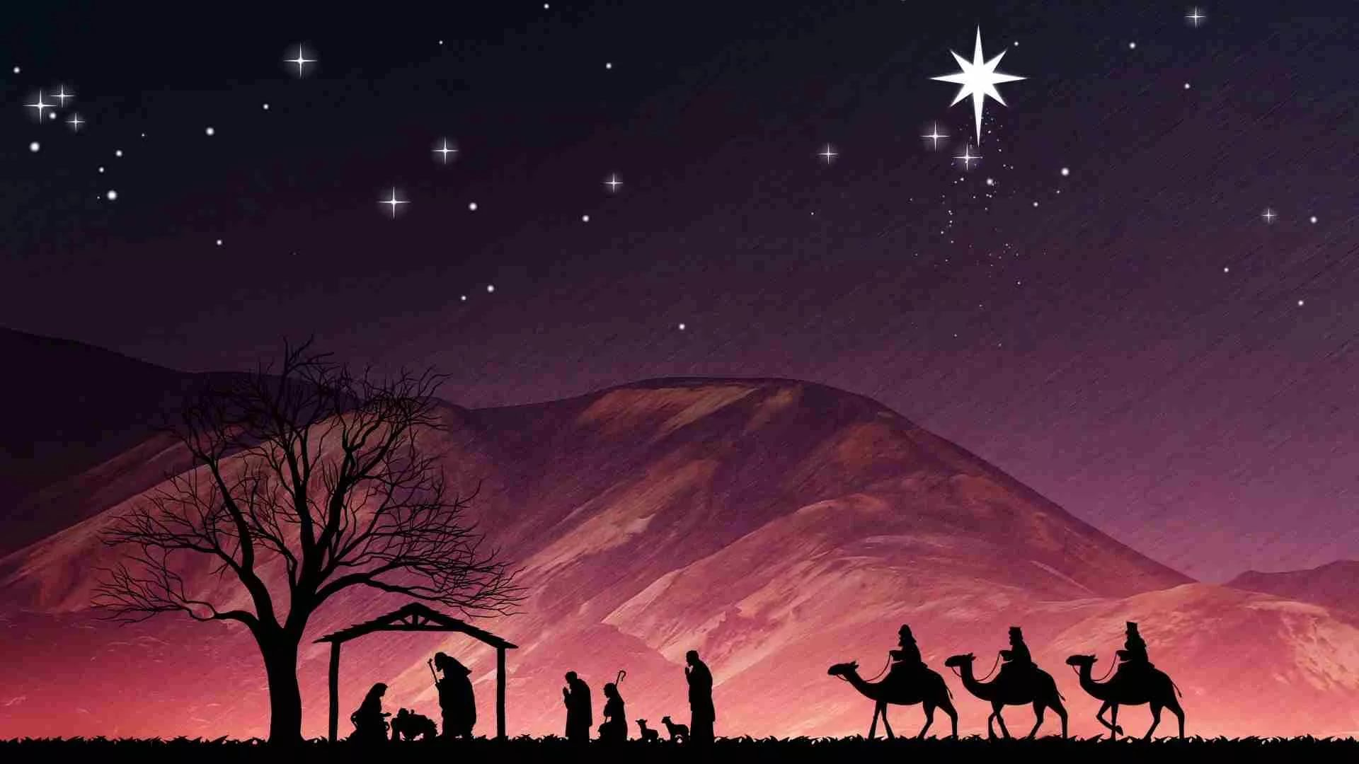 Christian Christmas Wallpapers 24 Images Wallpaperboat