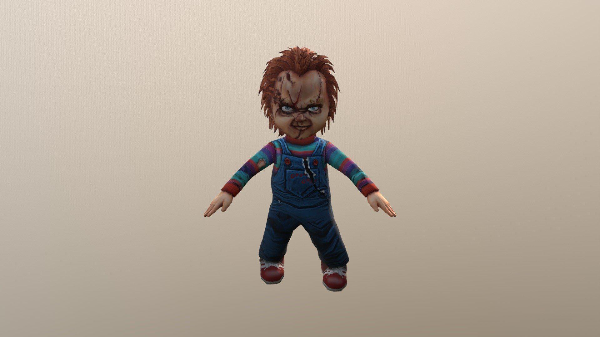 Chucky Doll HD Desktop Wallpaper