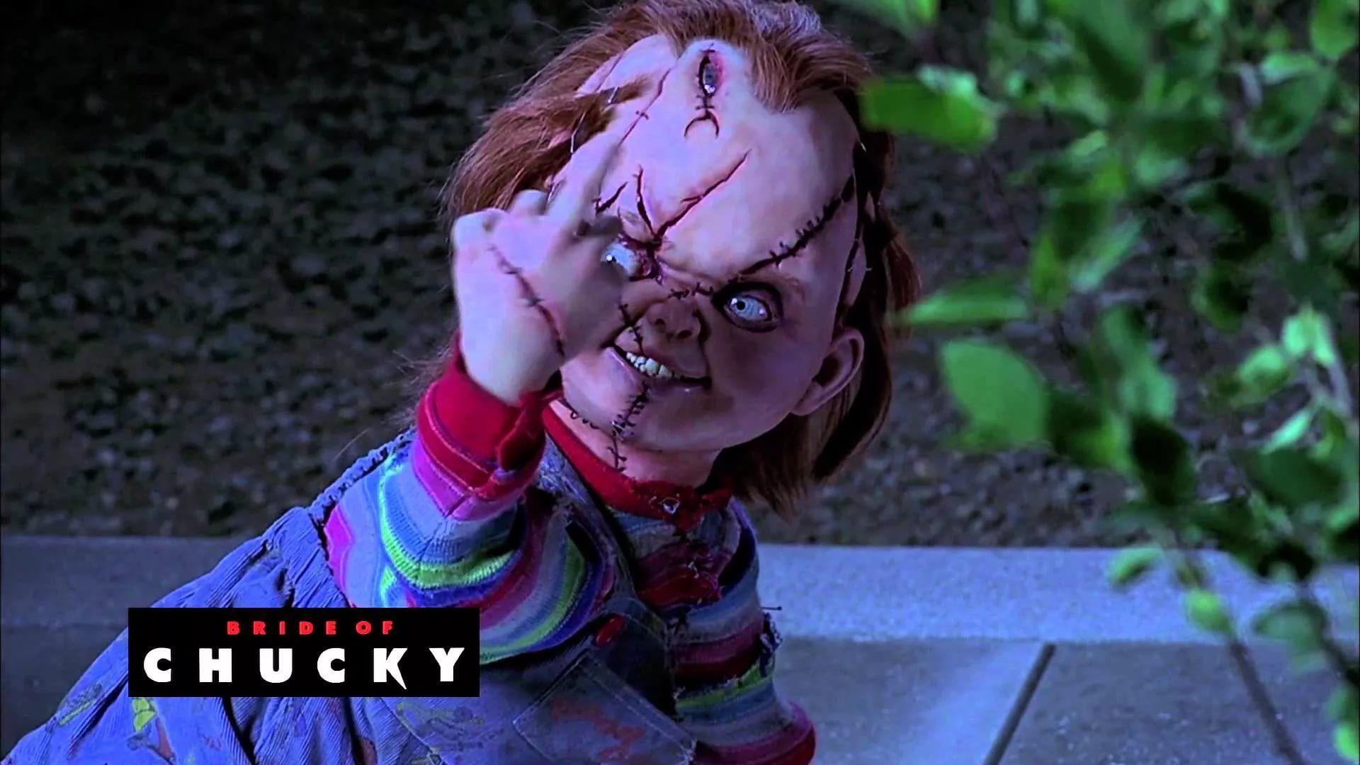 Chucky Doll 1920x1080 wallpaper