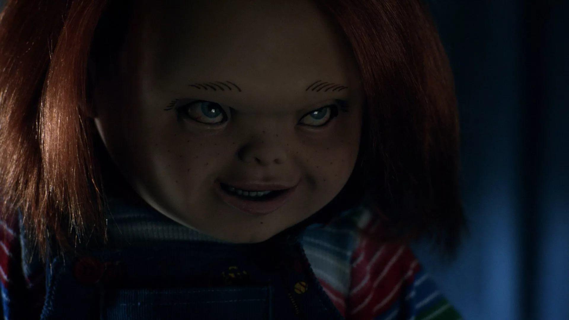 Chucky Doll computer Wallpaper