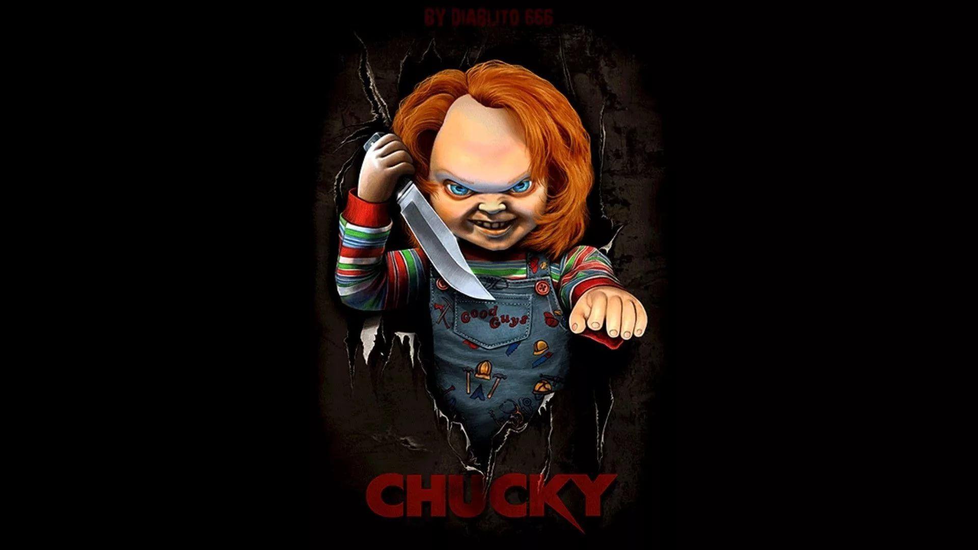 Chucky Doll wallpaper photo