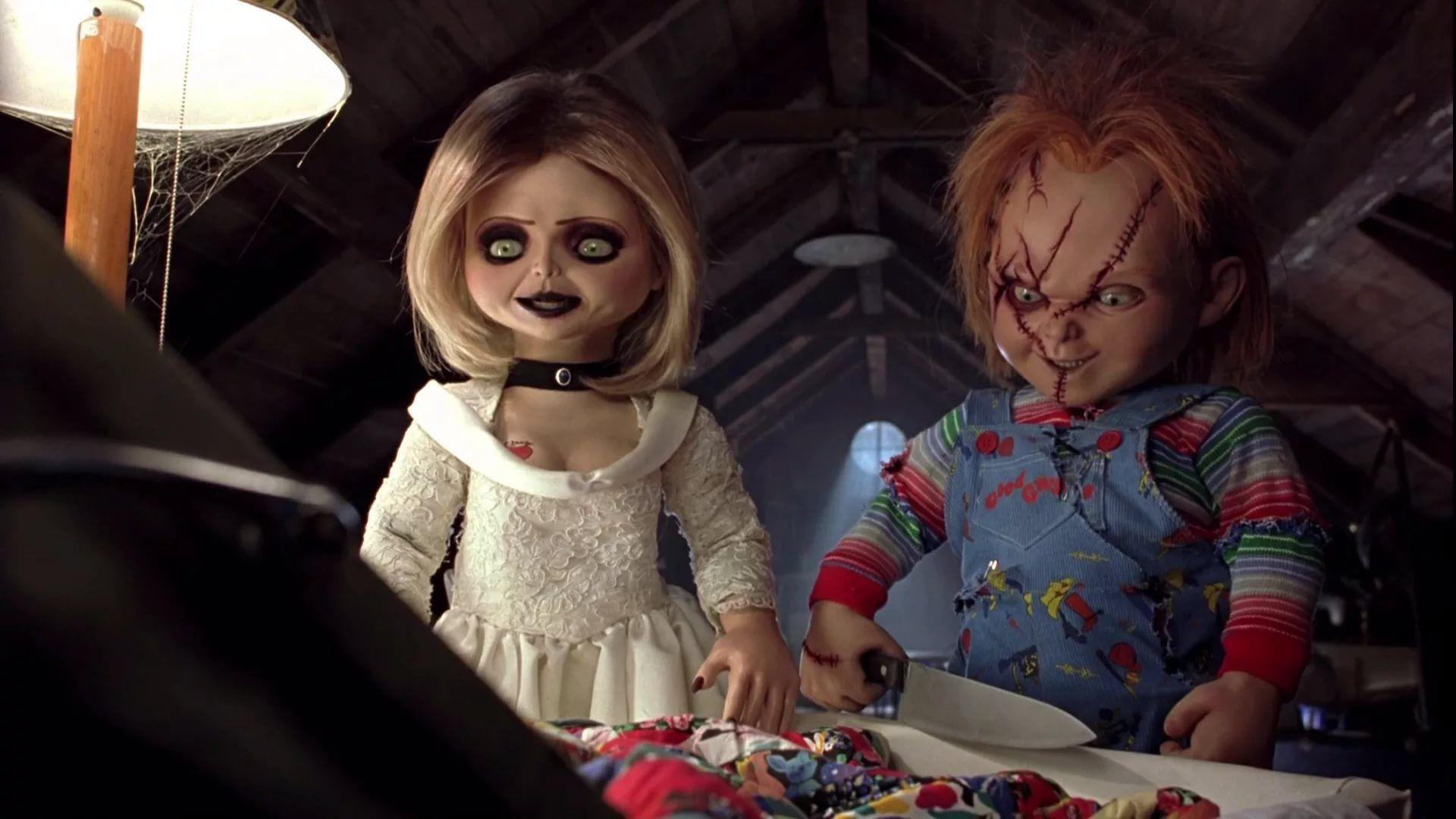 Chucky Doll wallpaper theme