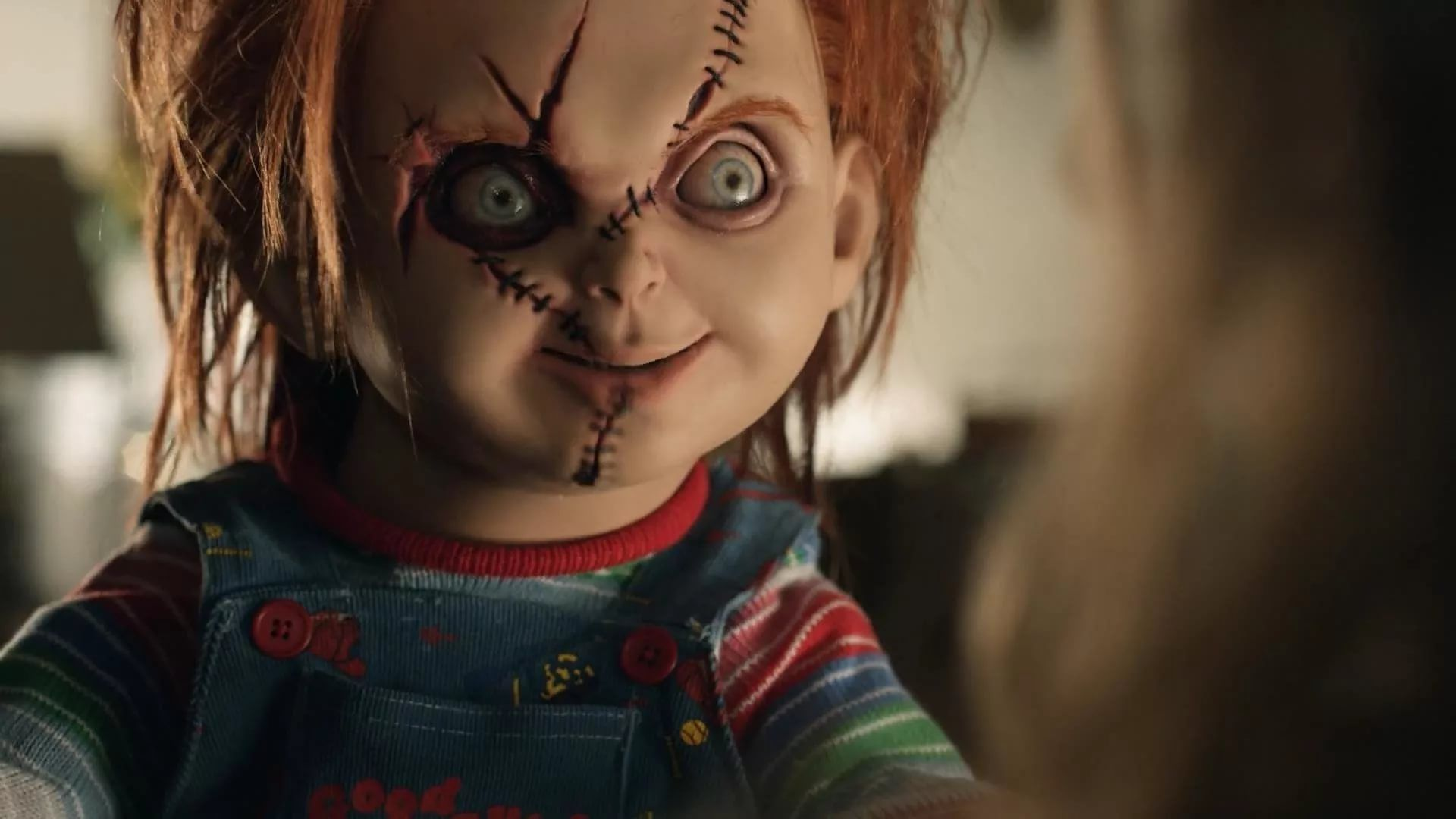 Chucky Doll Background Wallpaper