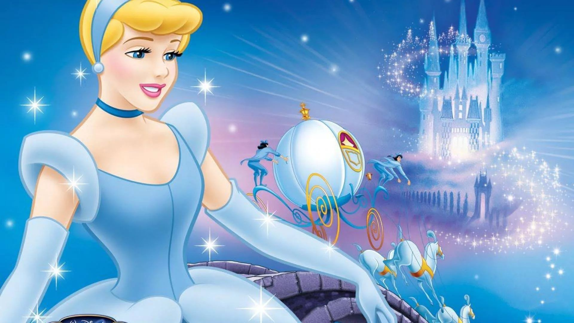 Cinderella Full HD Wallpaper