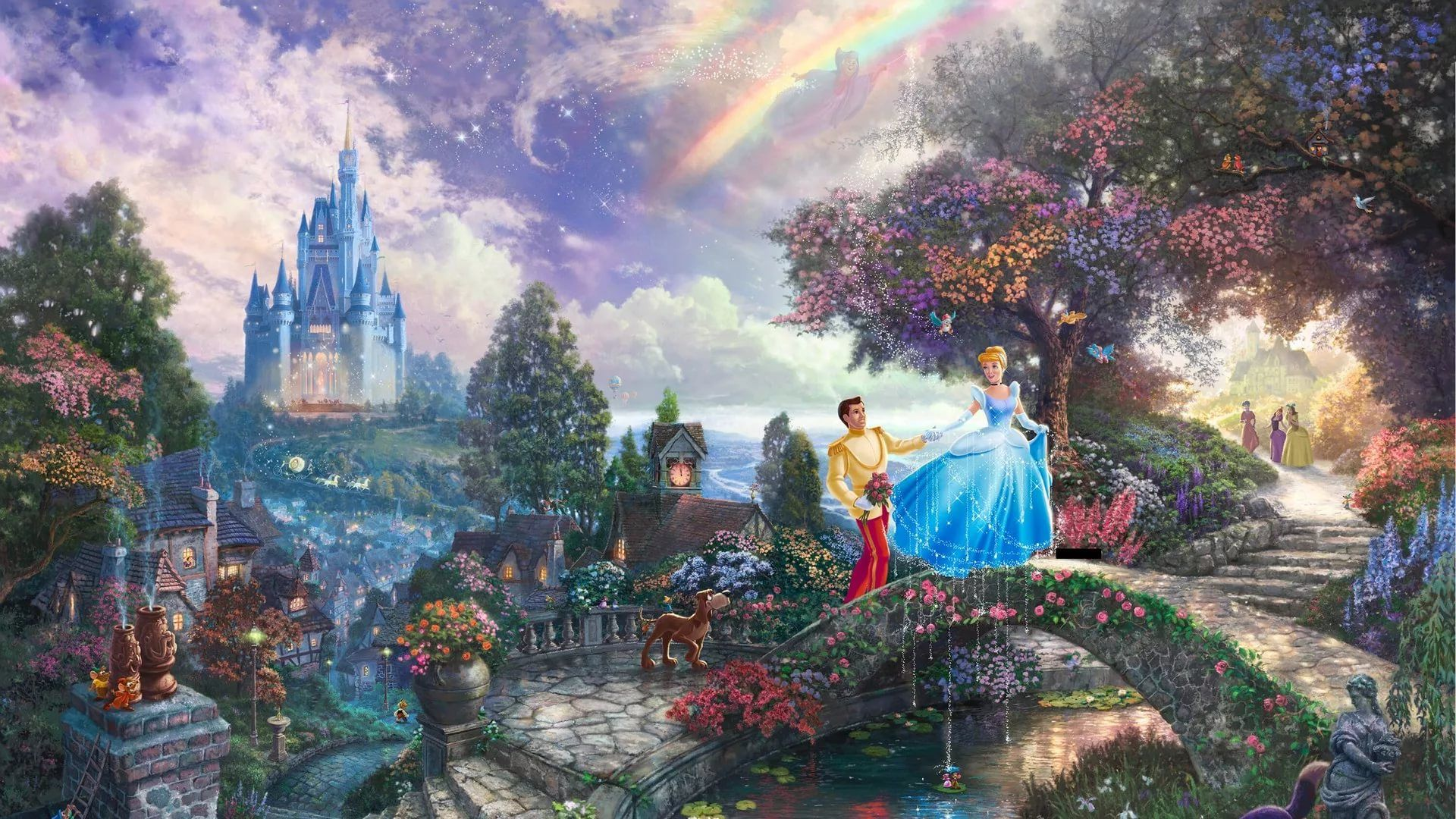 Cinderella wallpaper photo full hd