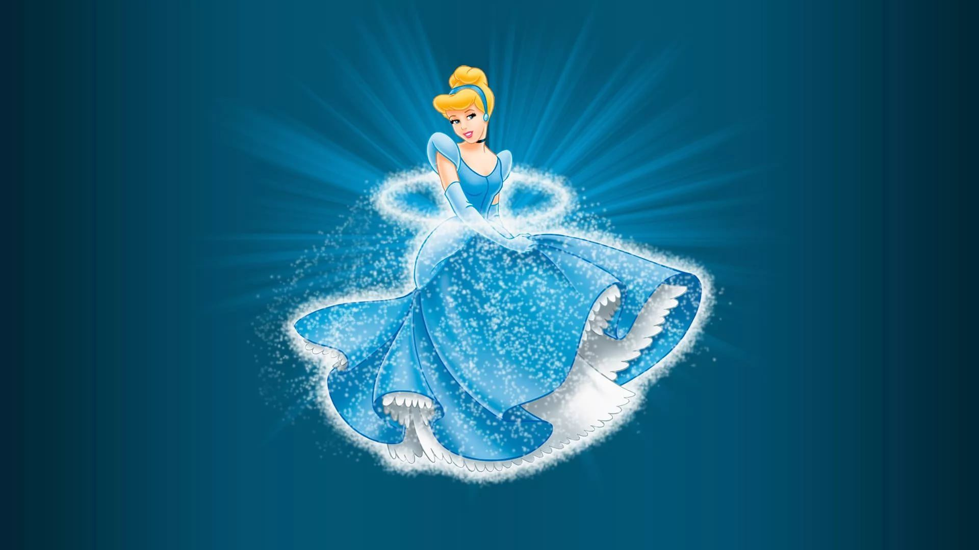 Cinderella background wallpaper