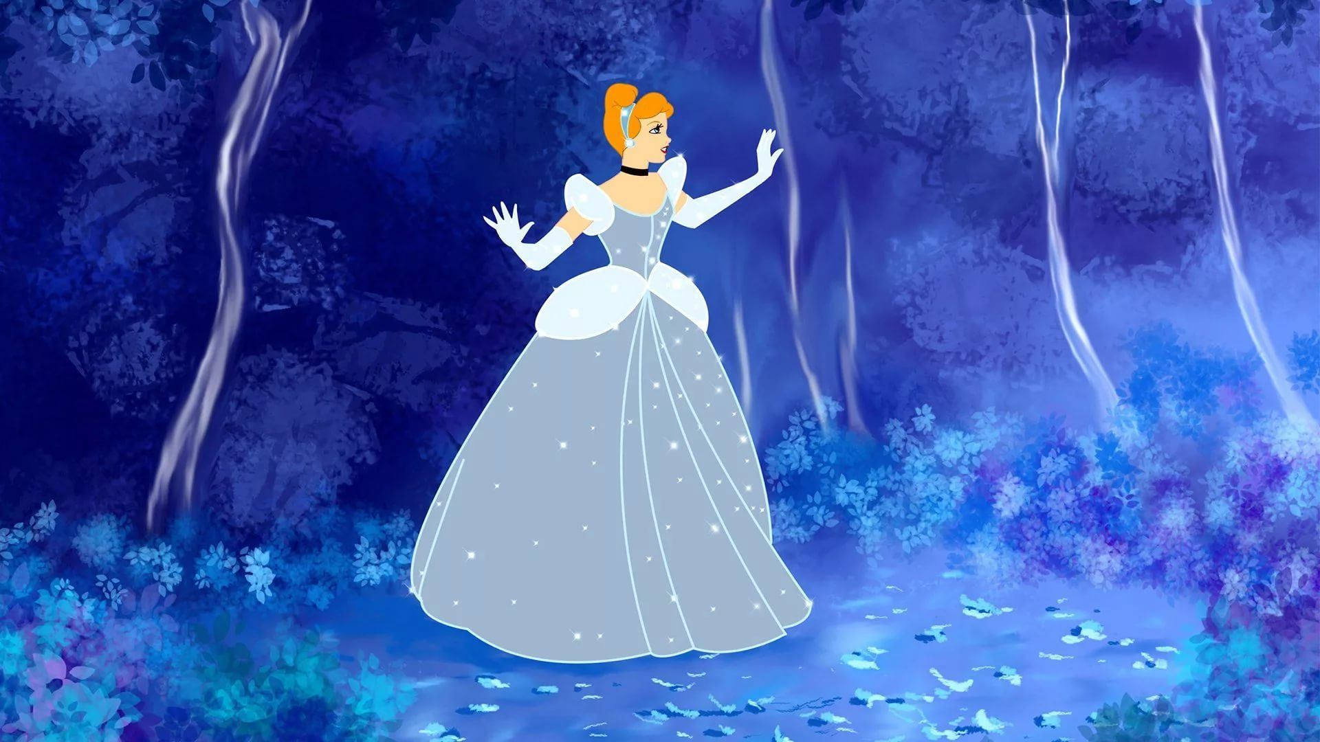 Cinderella desktop wallpaper download