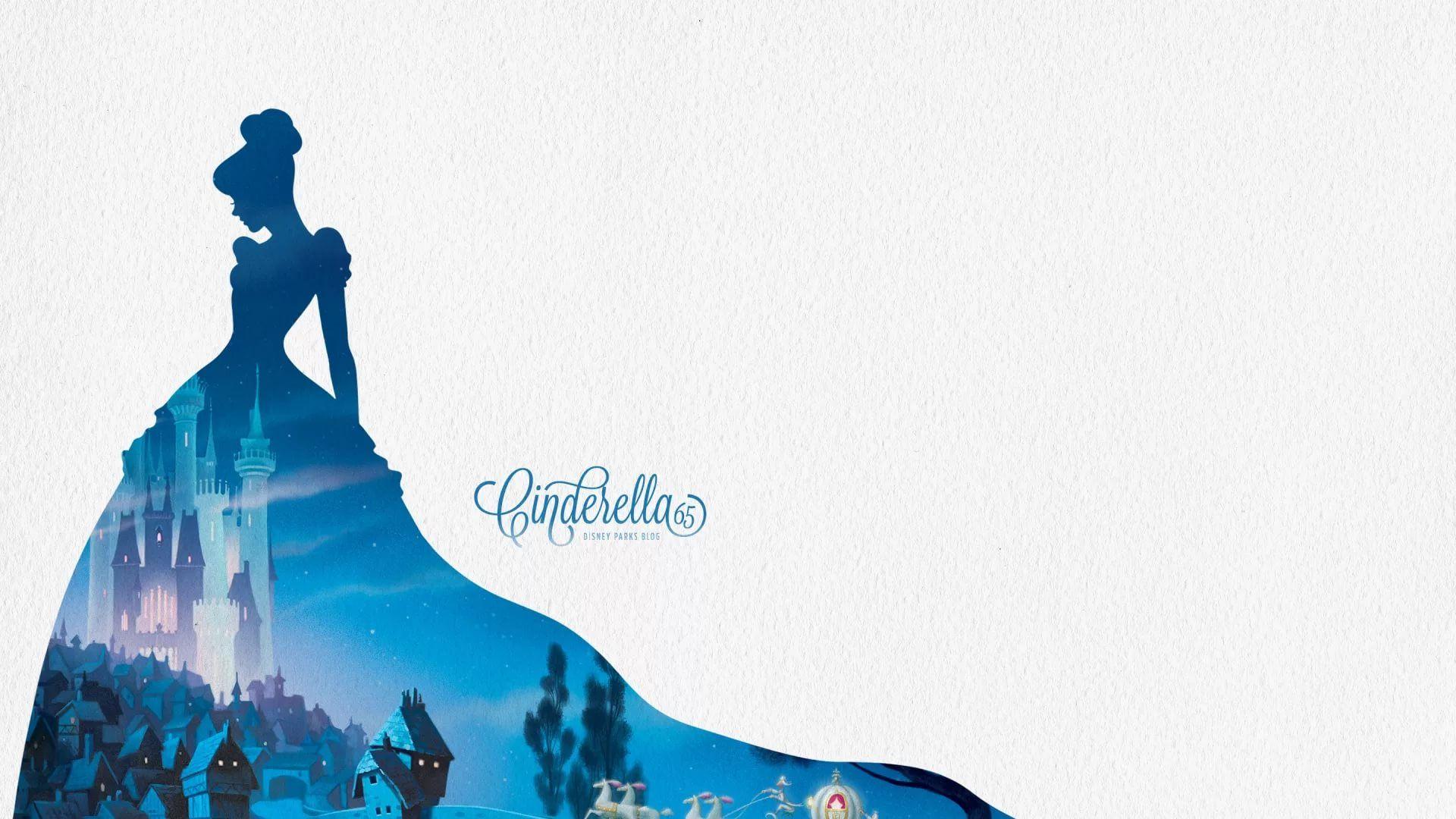 Cinderella computer wallpaper