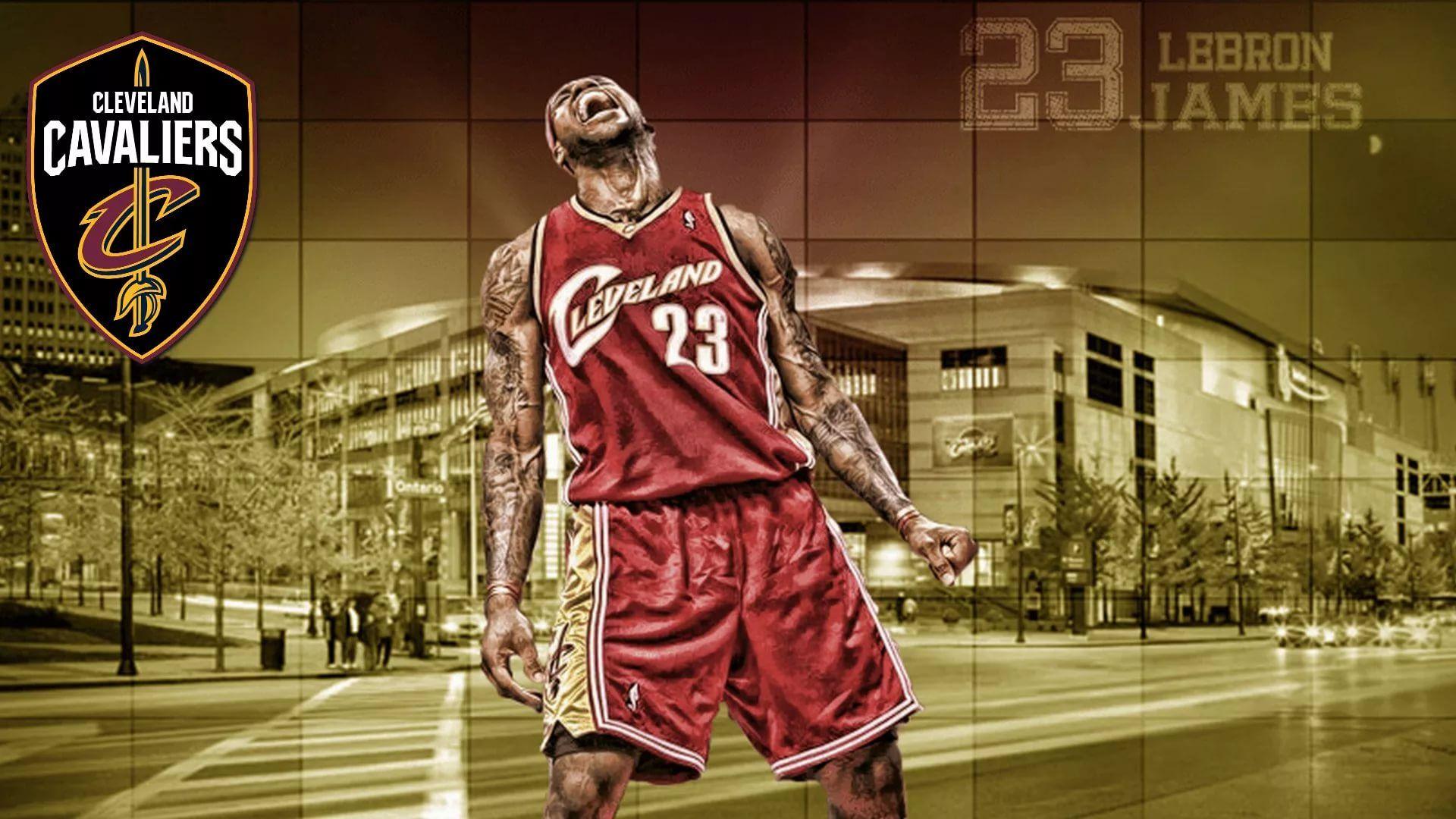 Cleveland Full HD Wallpaper