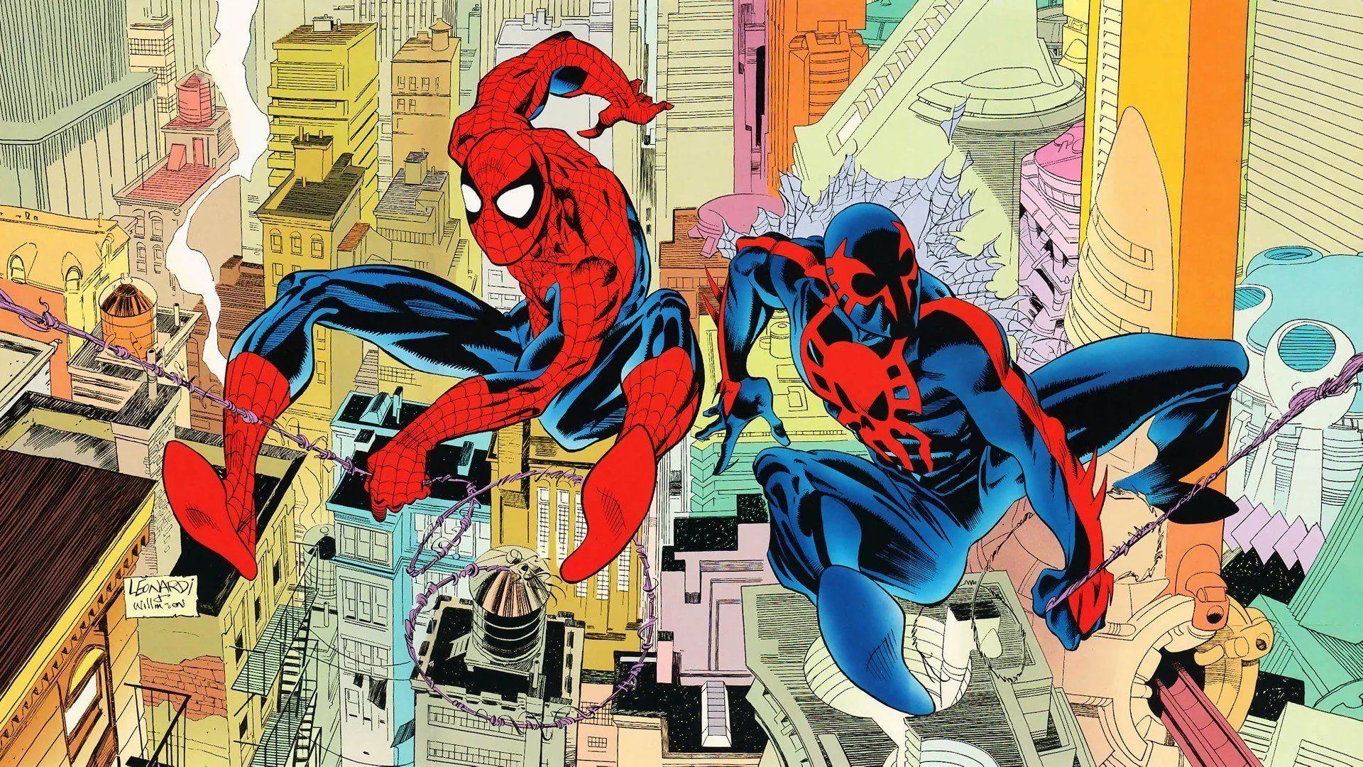 Comic Book Free Wallpaper
