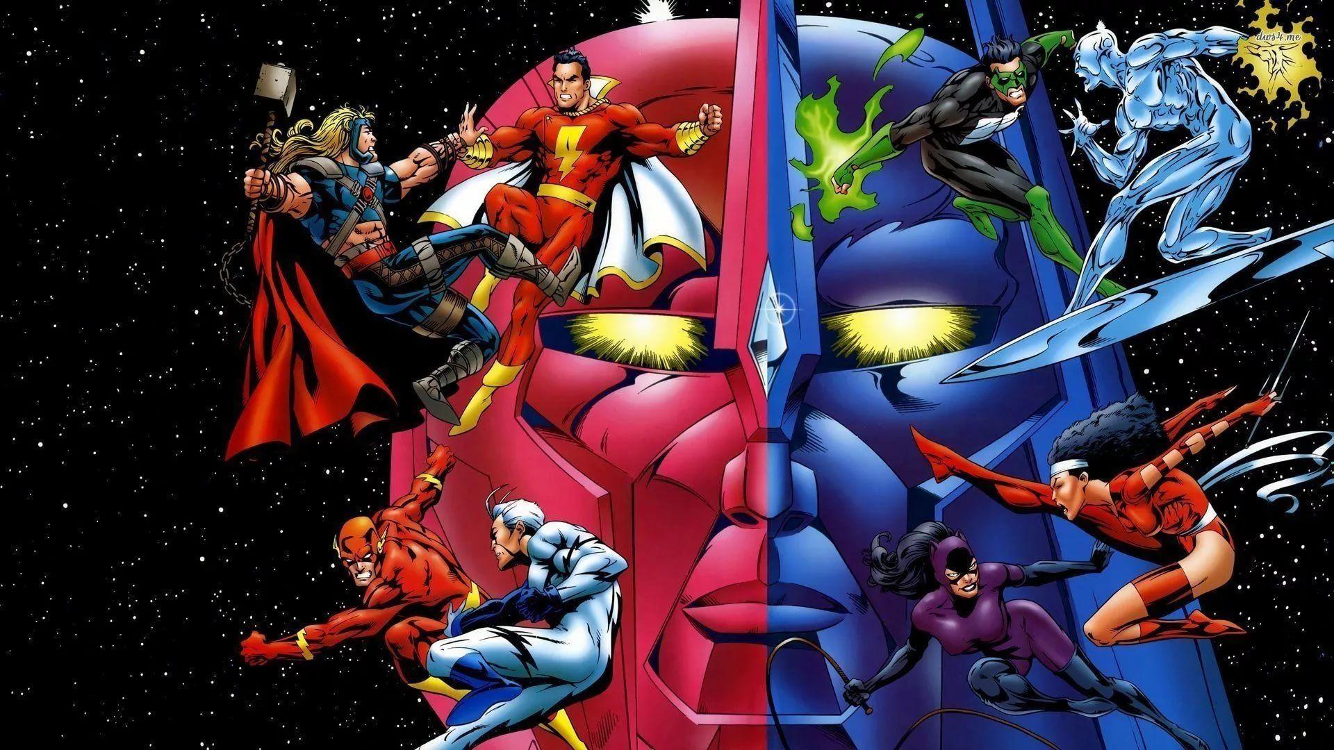 Comic Book desktop wallpaper download