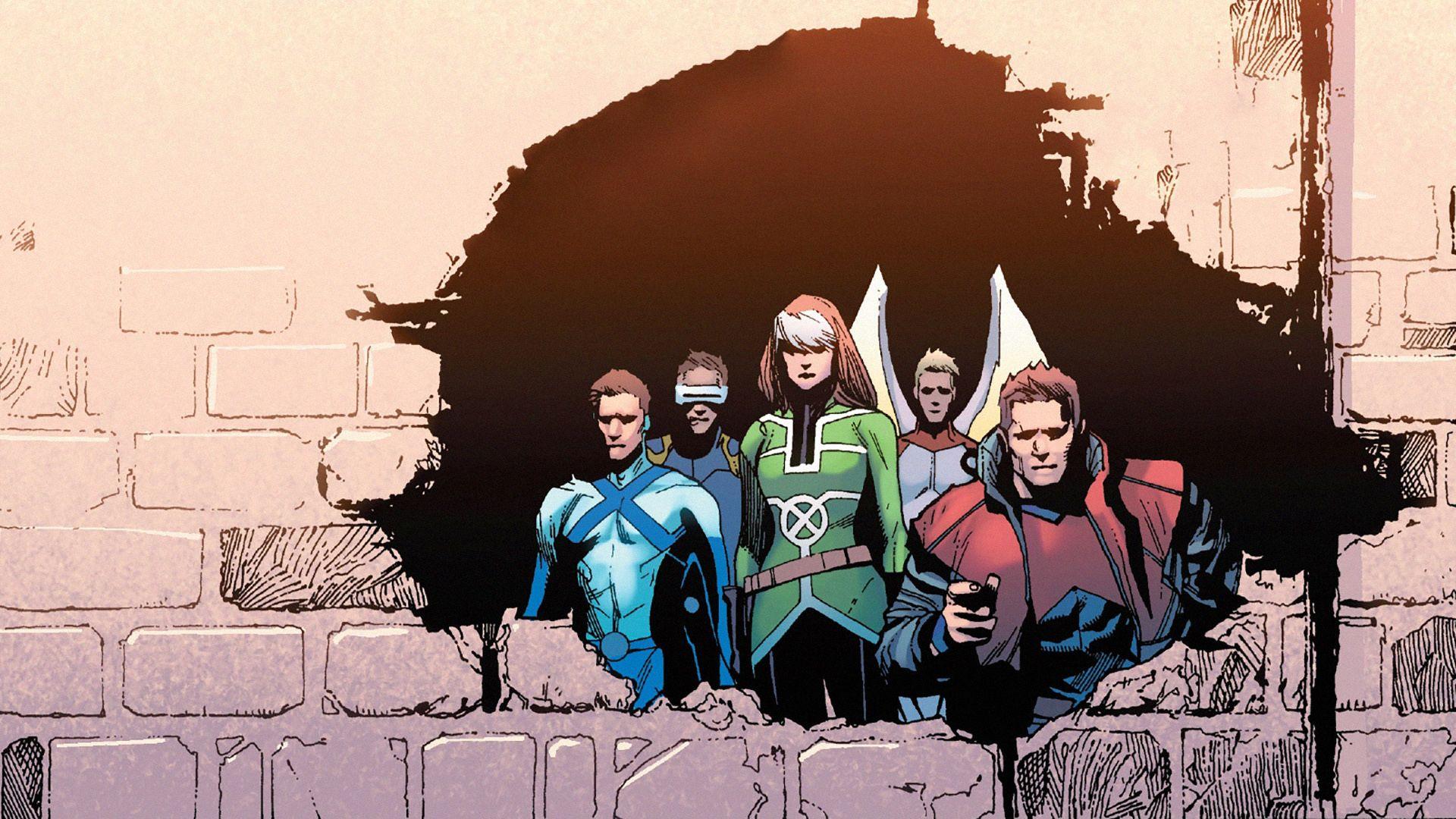 Comic Book desktop wallpaper