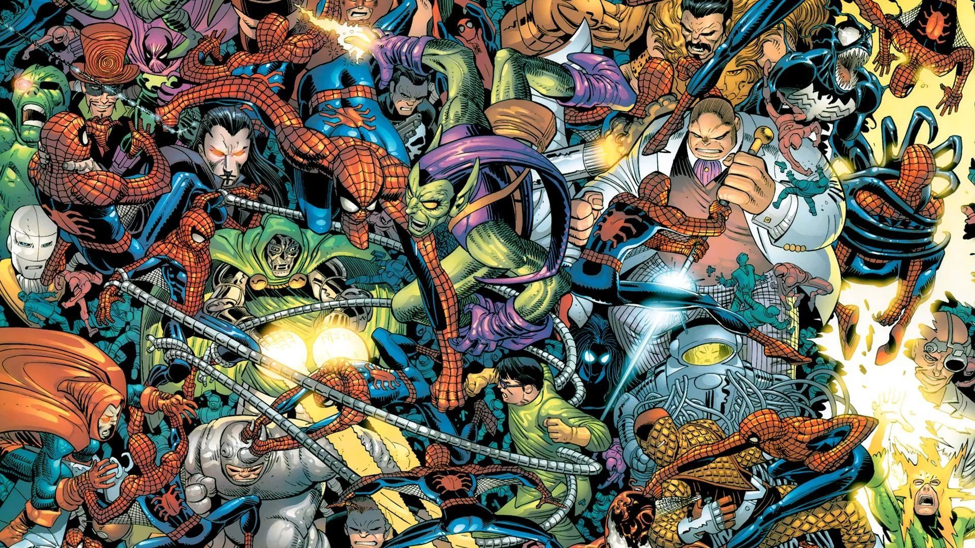 Comic Book Free Wallpaper and Background