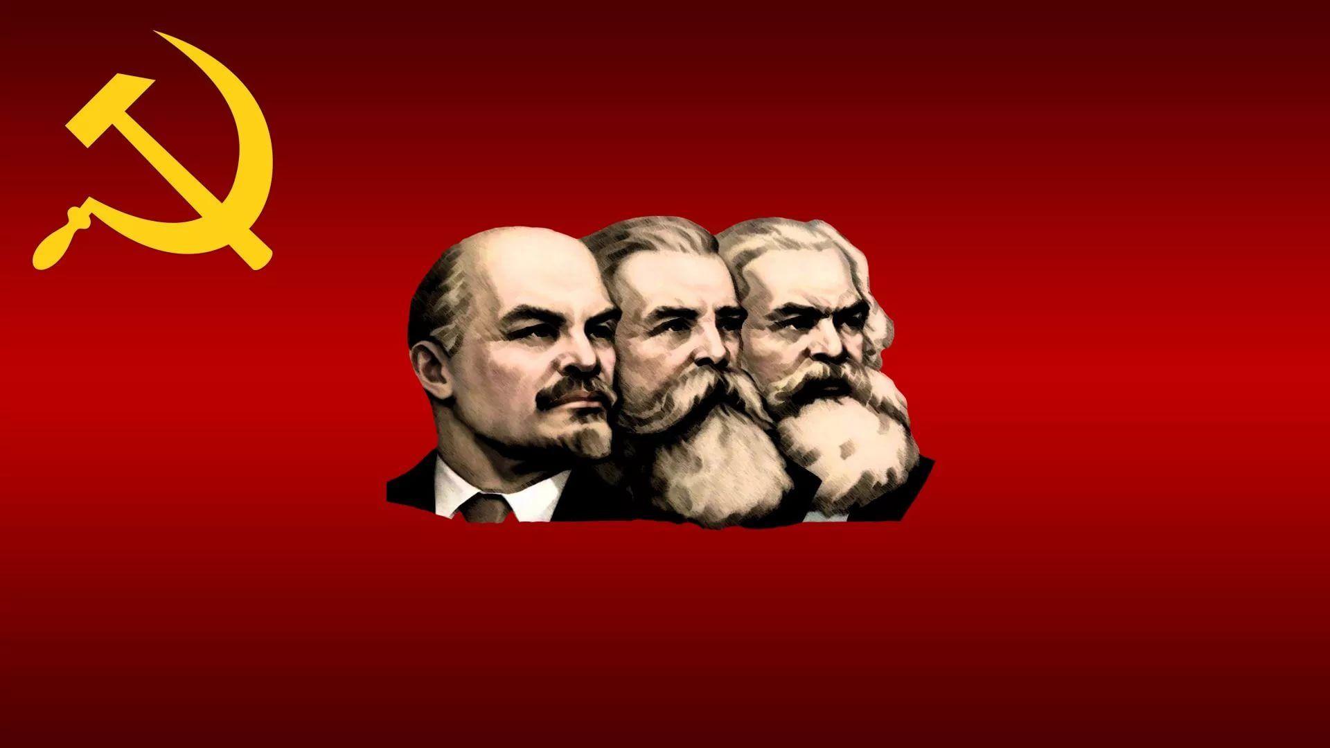 Communism screen wallpaper