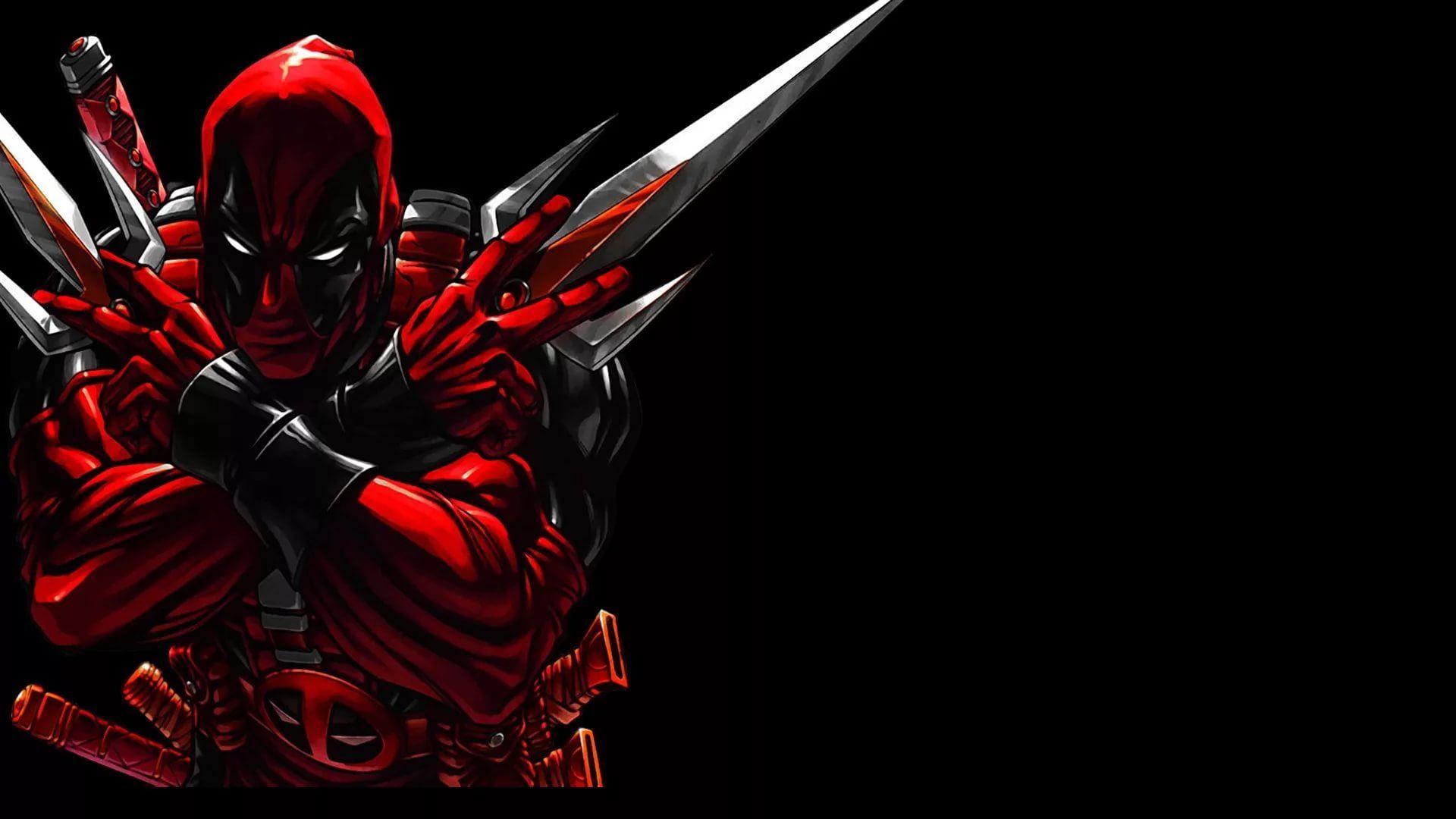 Cool Deadpool free hd wallpaper