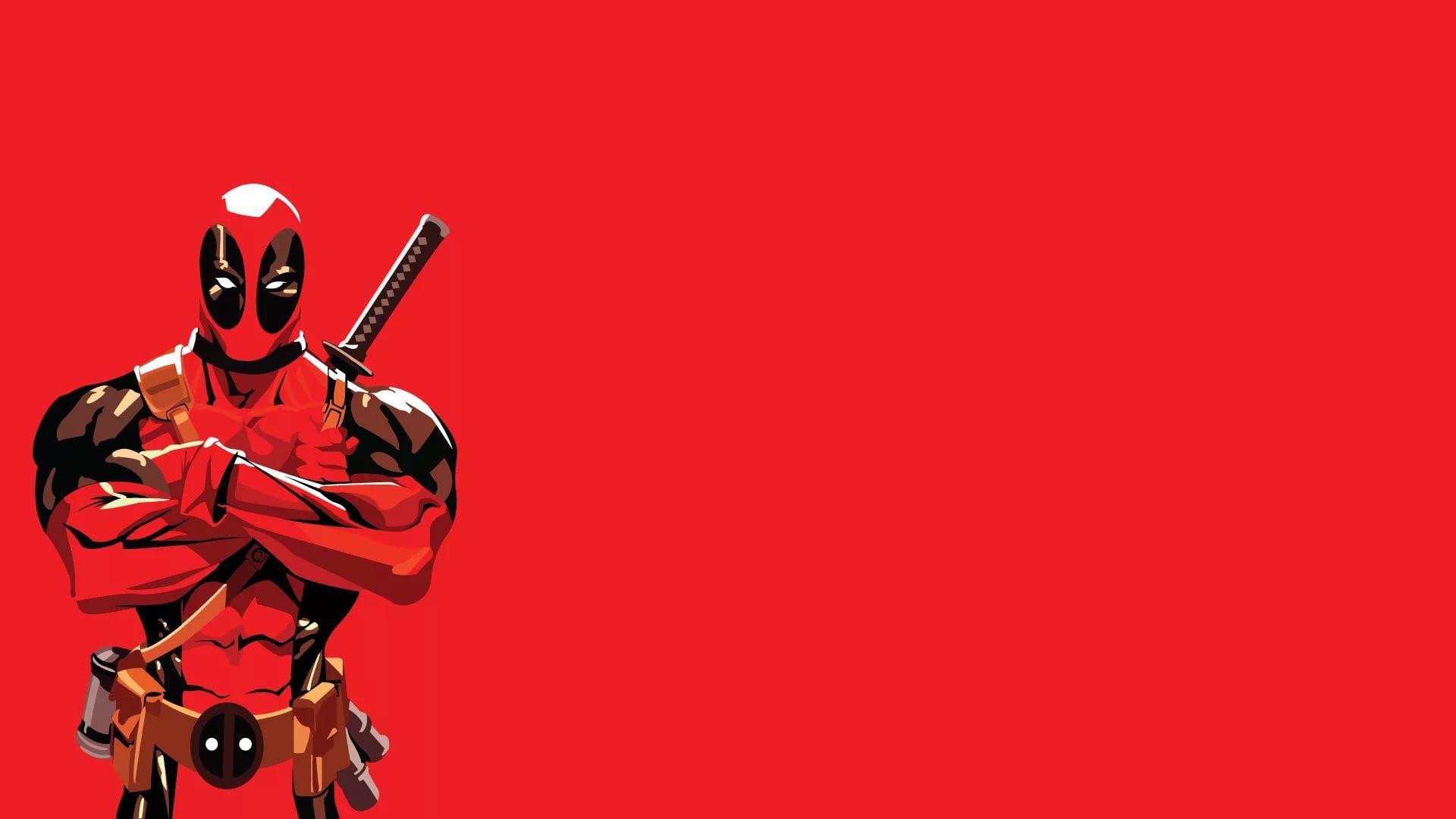 Cool Deadpool wallpaper image