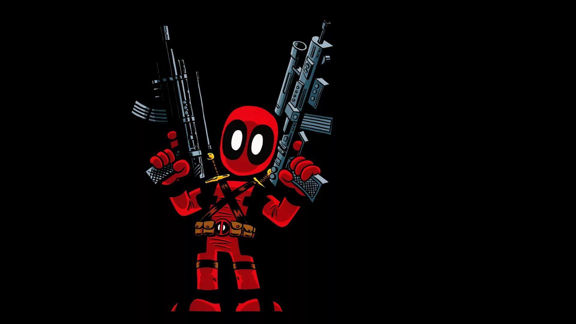 Cool Deadpool Good Wallpaper