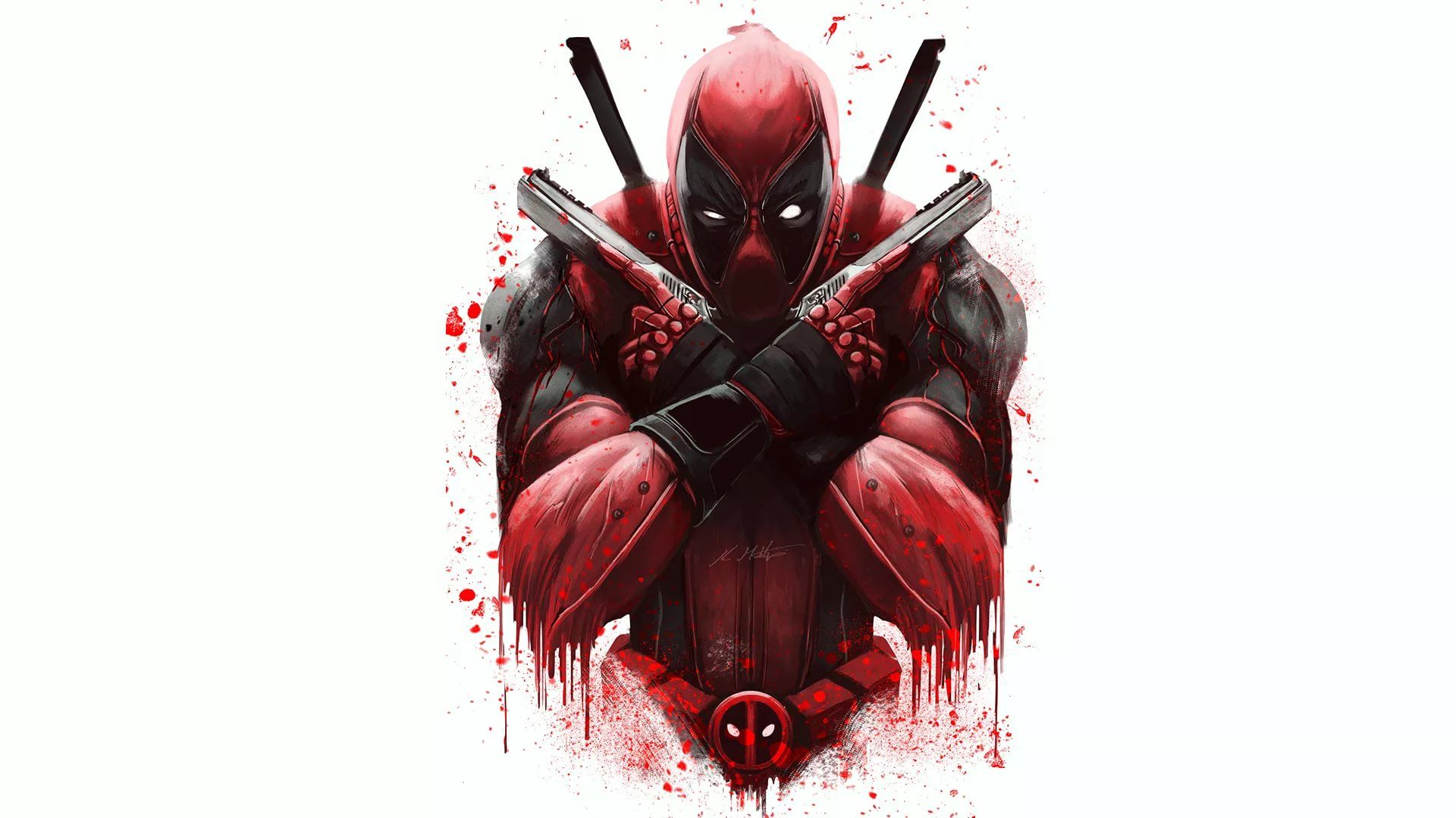 Cool Deadpool wallpaper download
