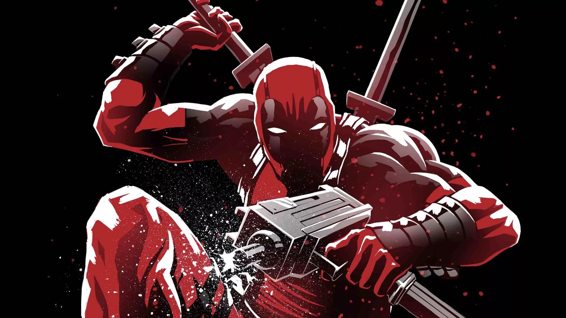 Cool Deadpool hd wallpaper 1080p for pc