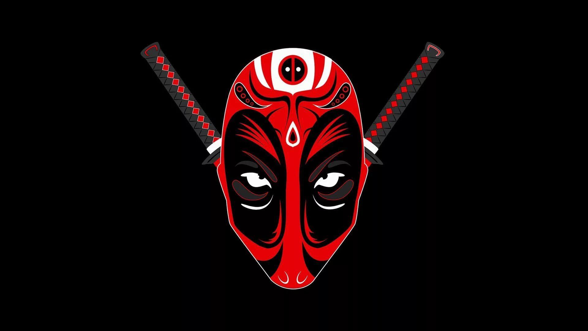 Cool Deadpool full hd wallpaper