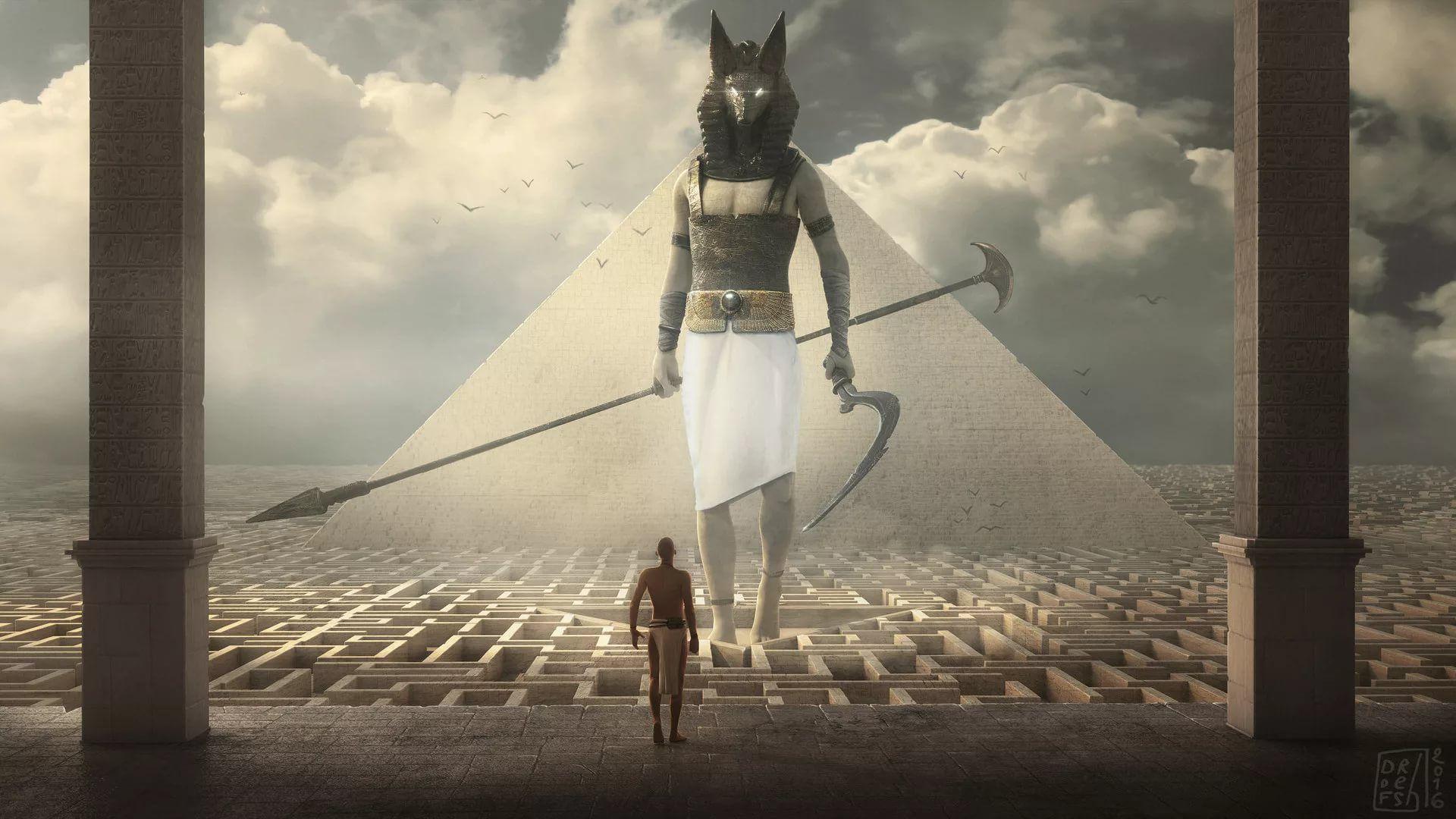 Cool Egyptian Good Wallpaper