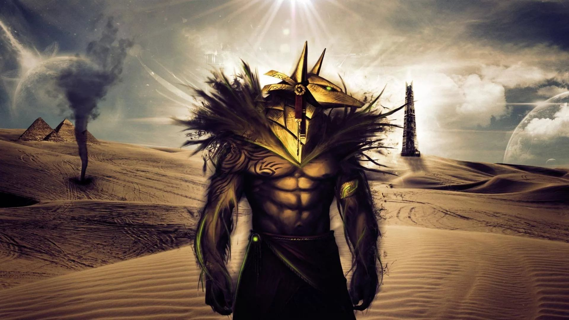 Cool Egyptian desktop wallpaper