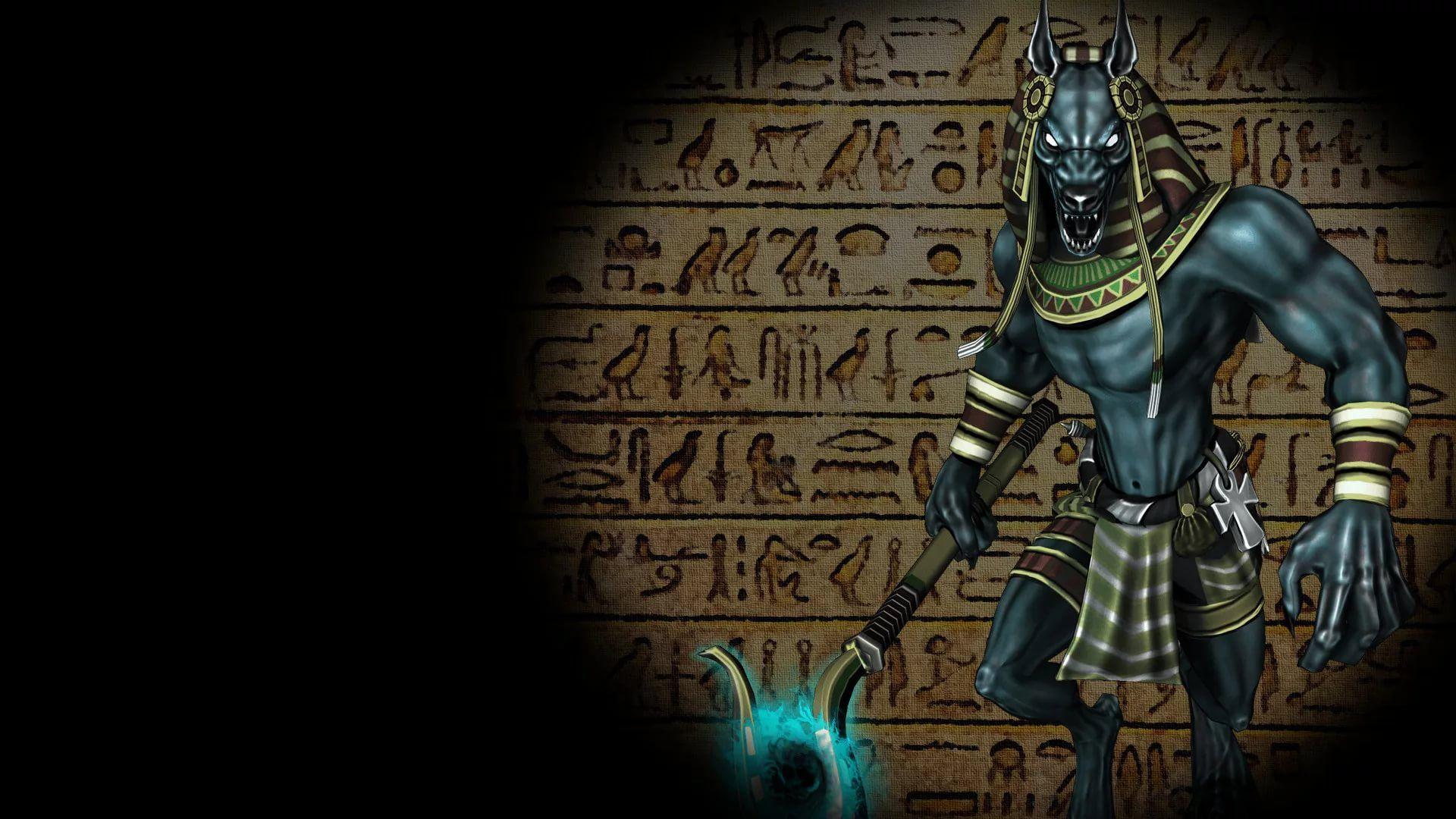 Cool Egyptian screen wallpaper