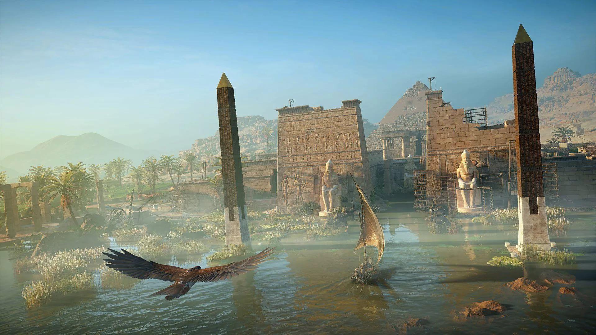 Cool Egyptian PC Wallpaper