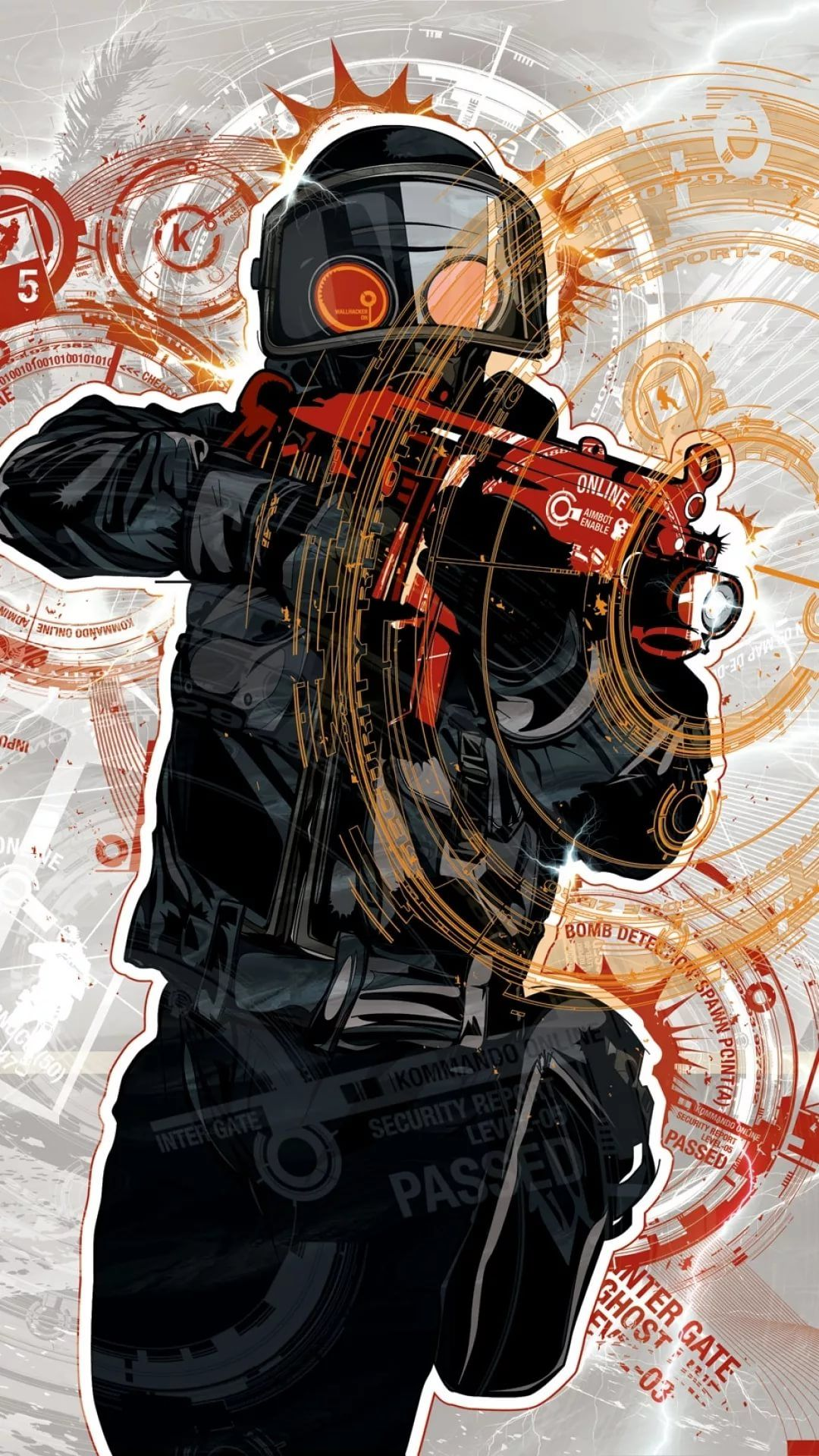 CS Go hd wallpaper