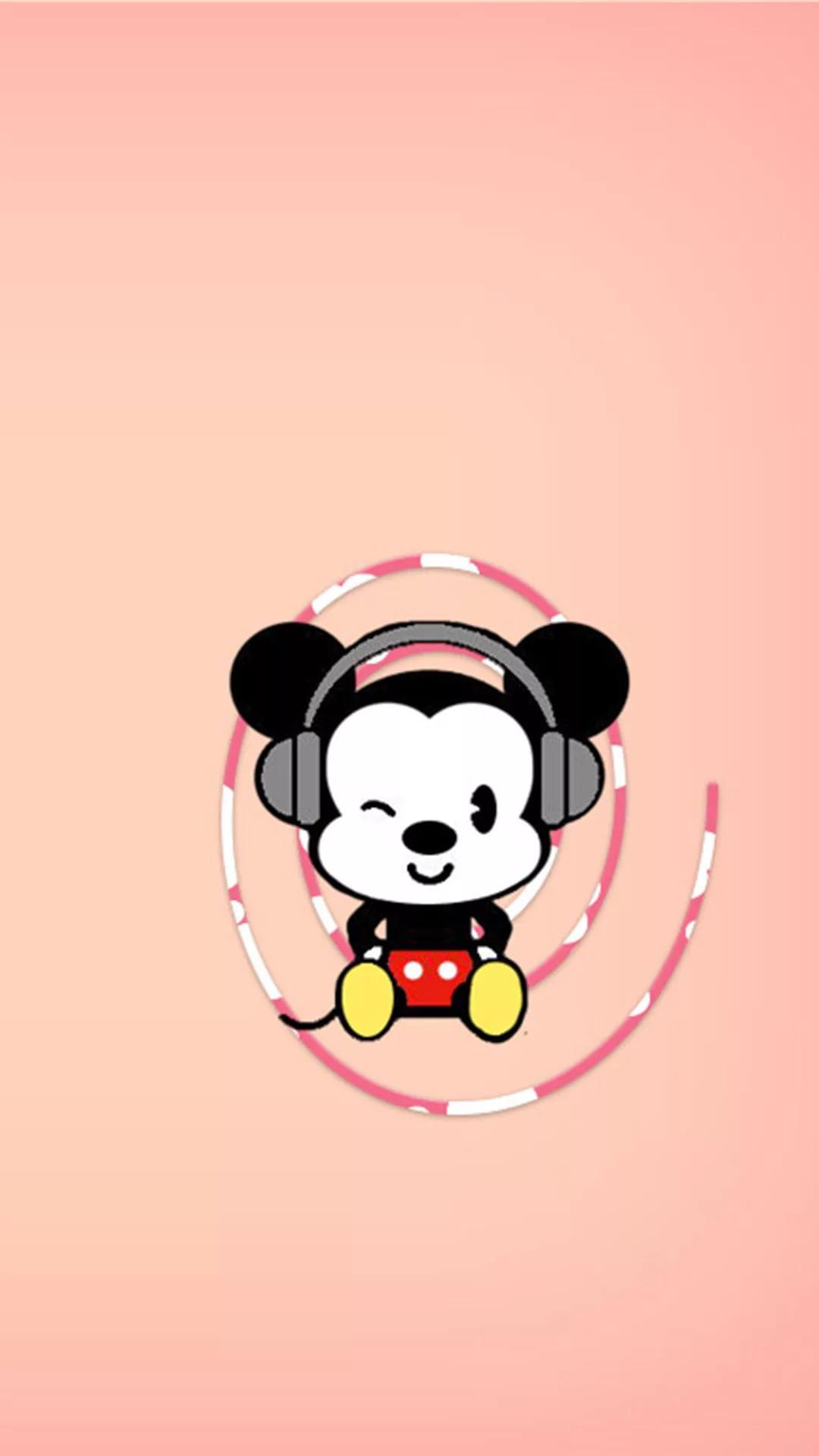 Cute phone background