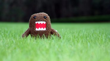 Cute Domo Background