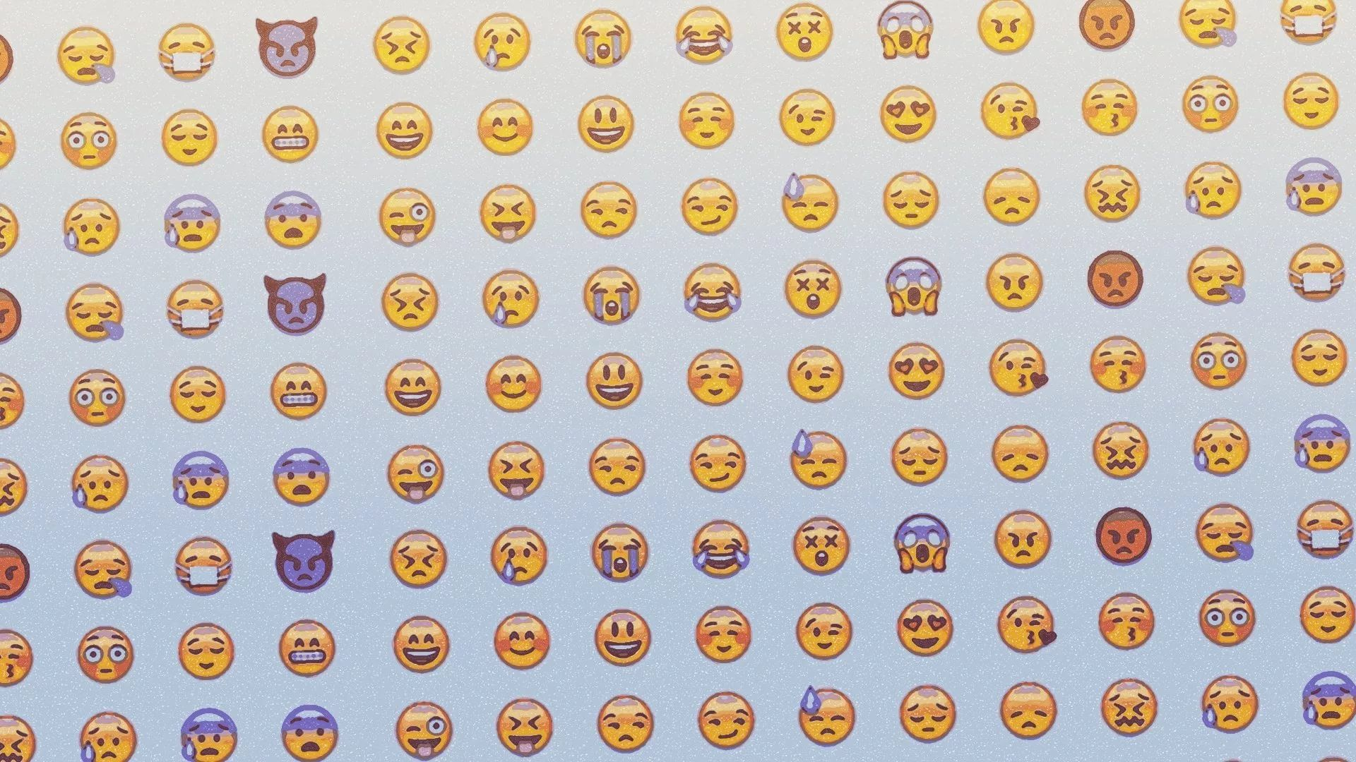 Cute Emoji full hd wallpaper