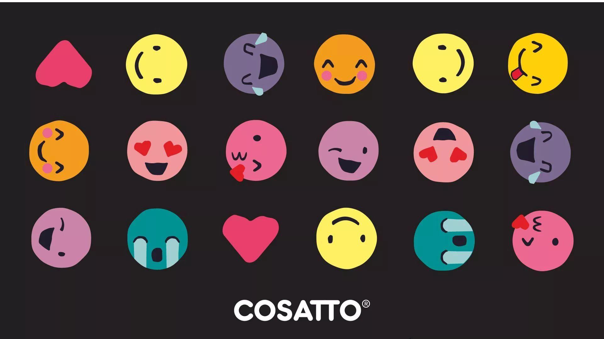 Cute Emoji Free Download Wallpaper