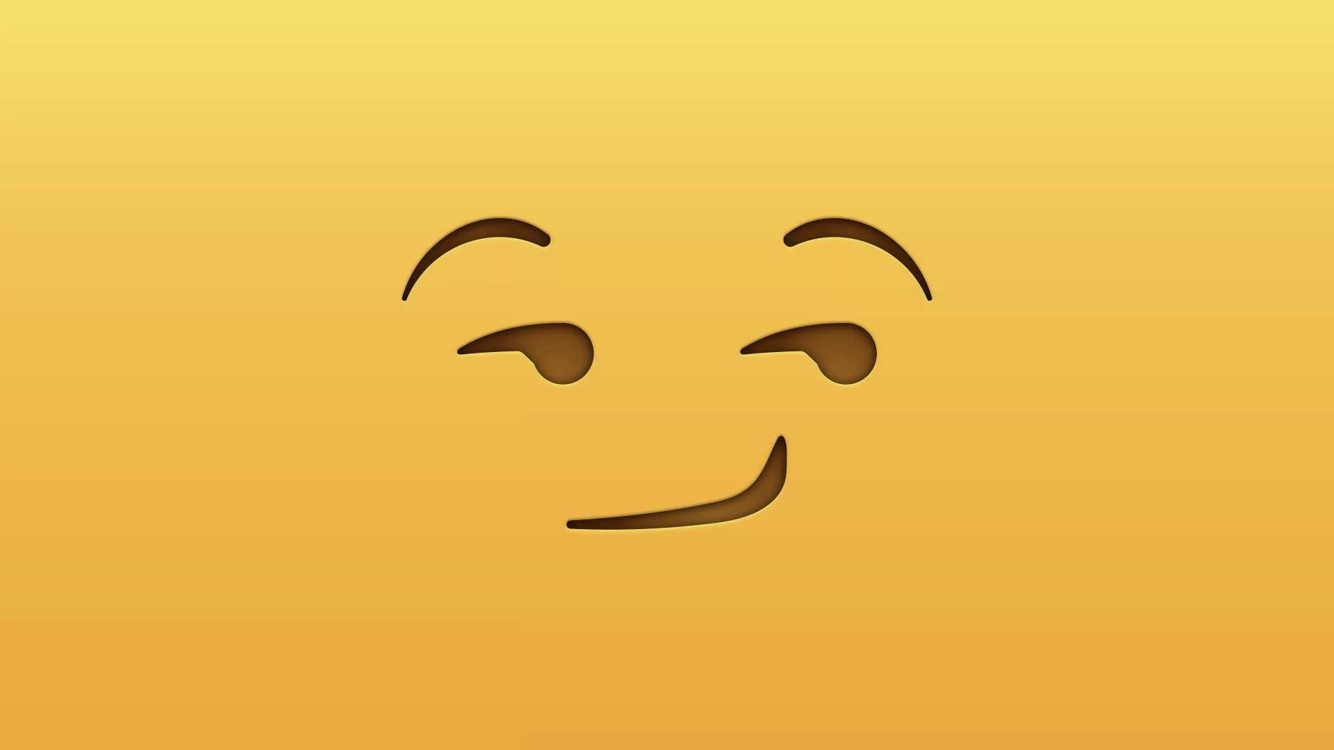 Cute Emoji desktop wallpaper download