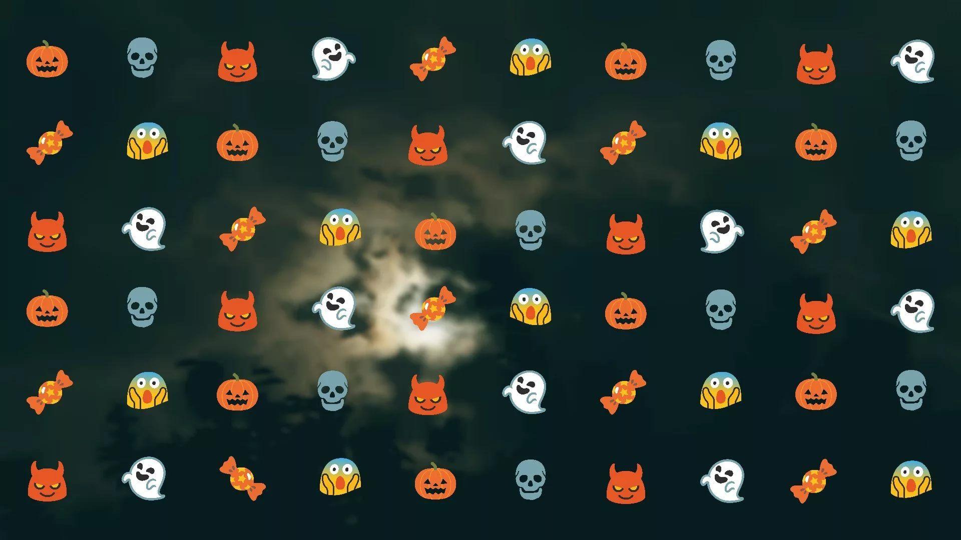 Cute Emoji Free Wallpaper and Background