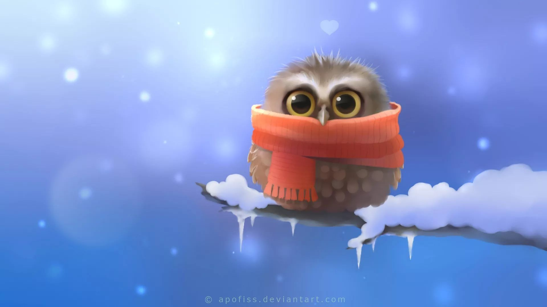 Cute Owl Wallpaper Theme