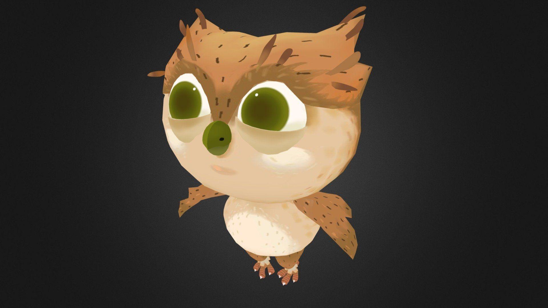Cute Owl Picture