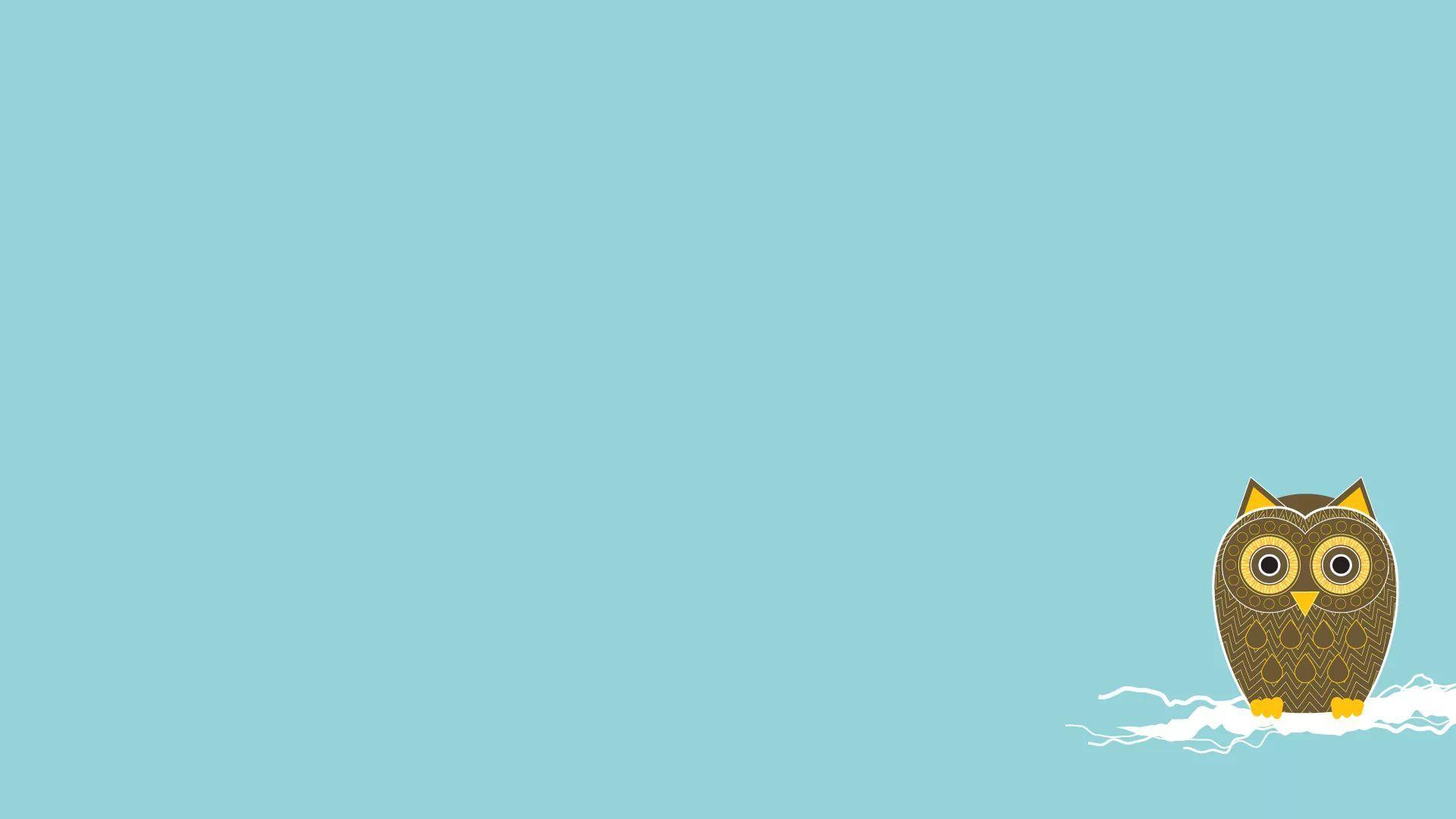 Cute Owl Good Wallpaper
