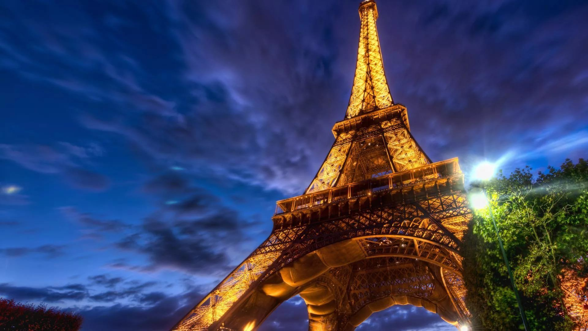 Cute Paris desktop wallpaper
