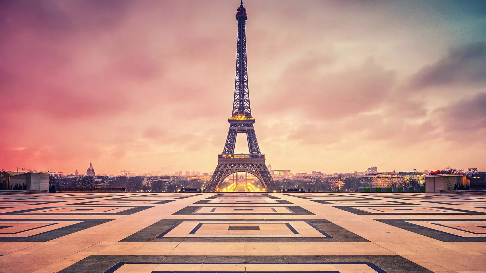 Cute Paris wallpaper image