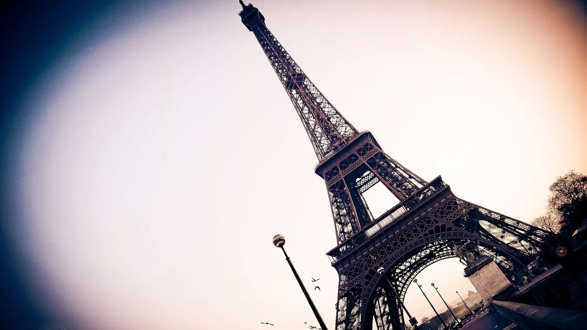 Cute Paris Good Wallpaper