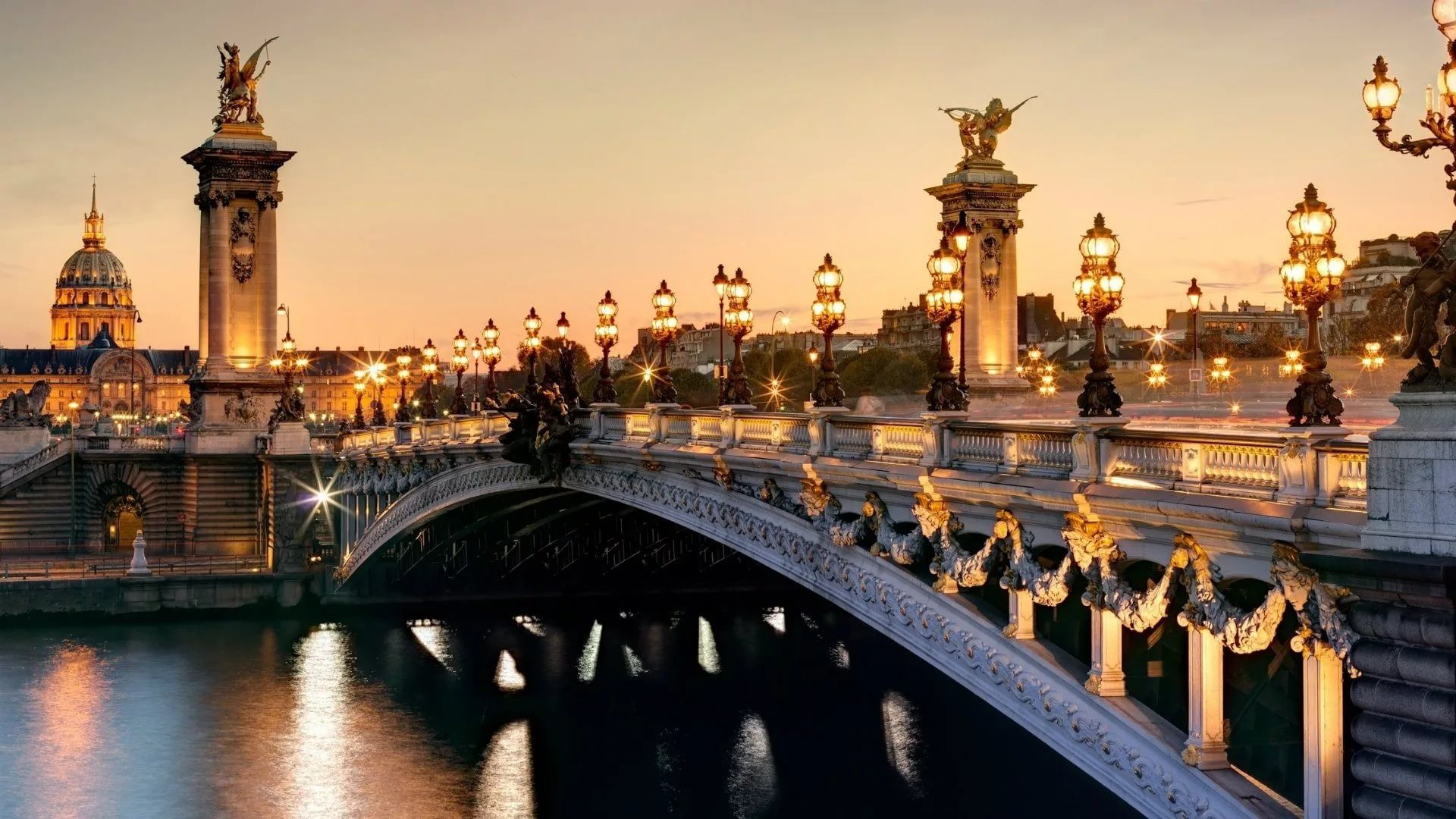 Cute Paris desktop wallpaper download
